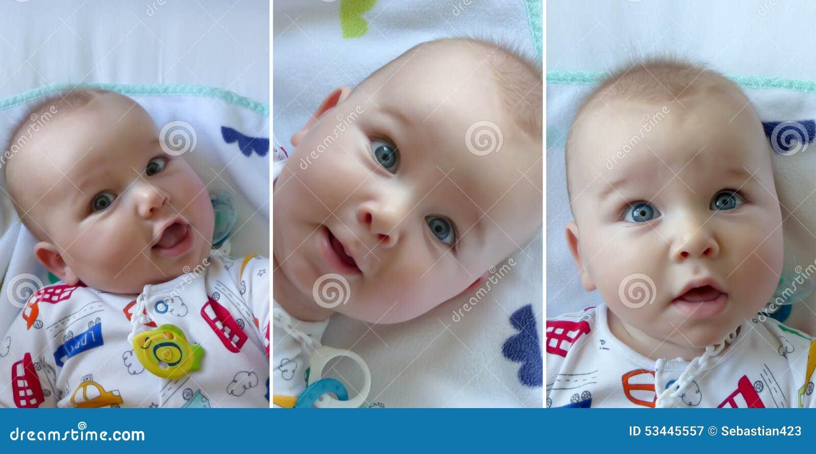 Chłopiec - twarze