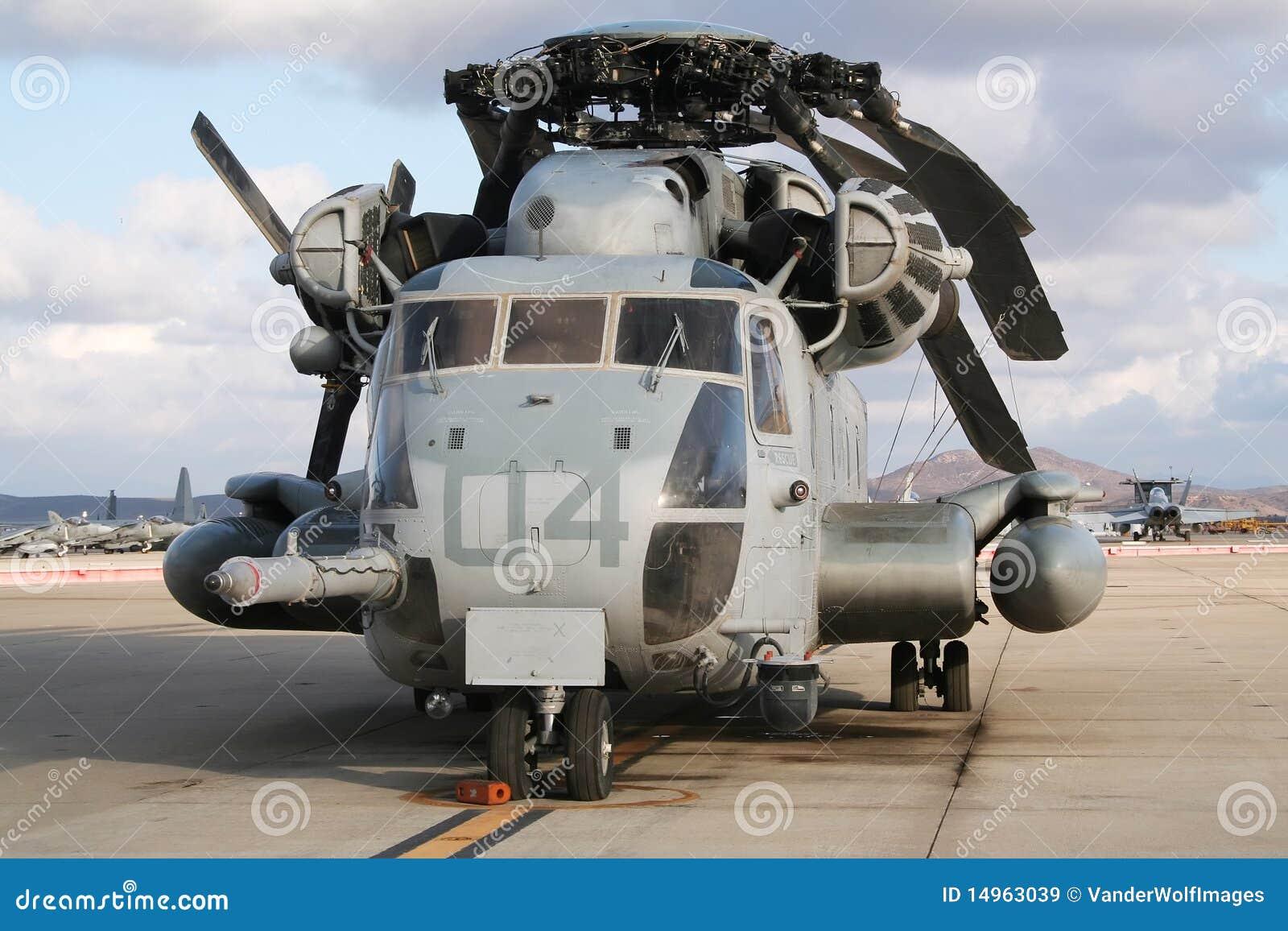CH-53E Stalion super