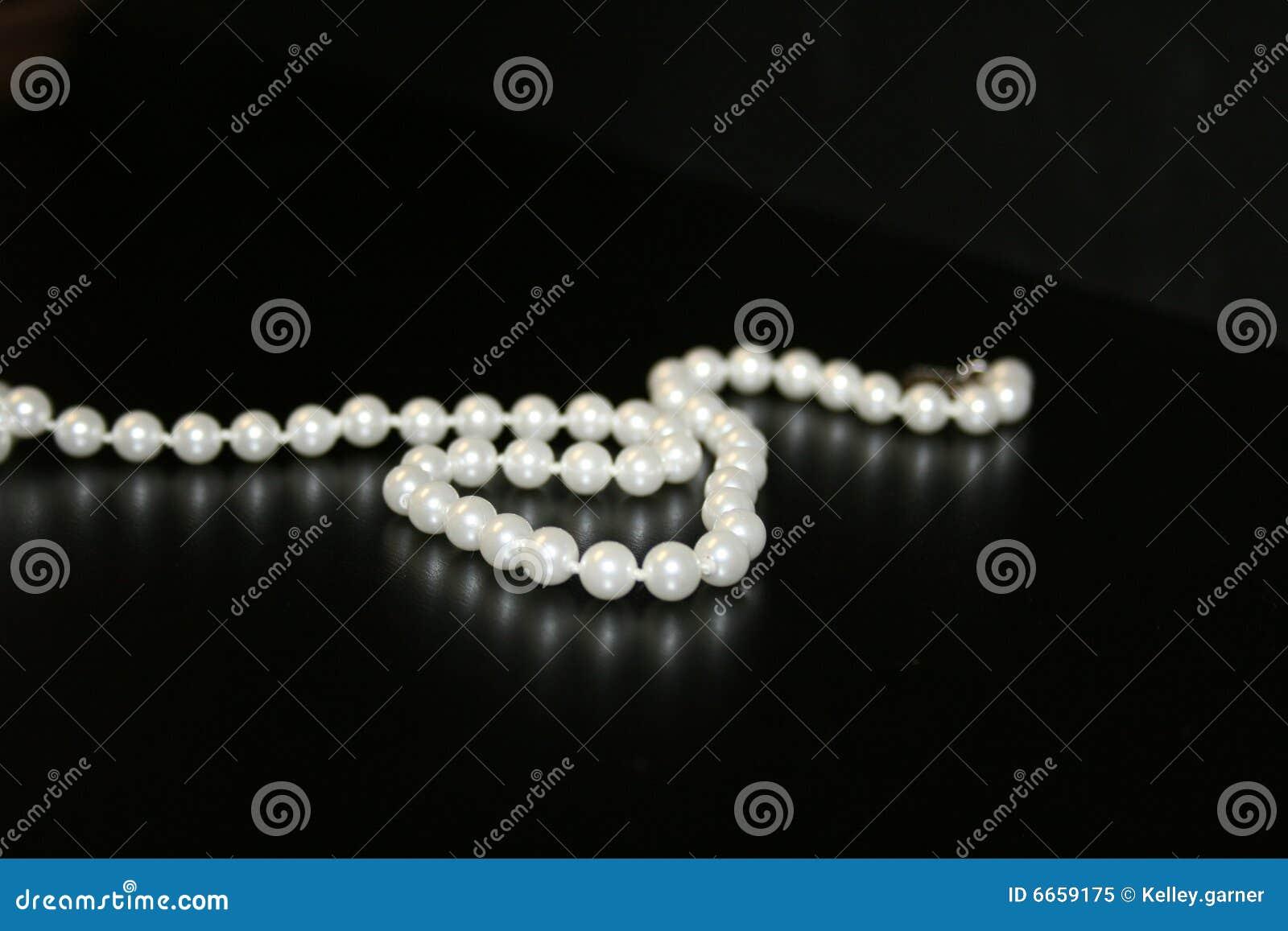 Chaîne de caractères des perles