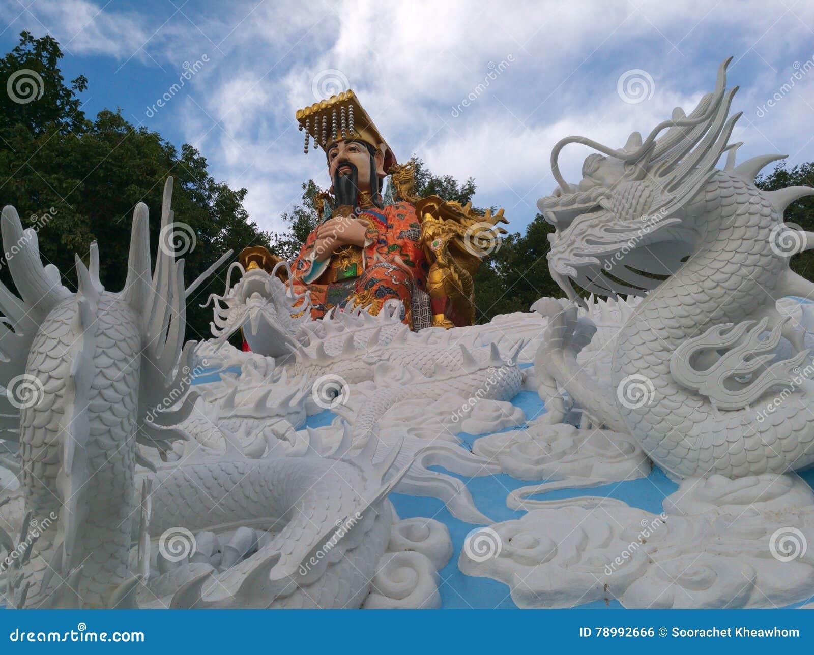 Chabeta cesarz w niebie