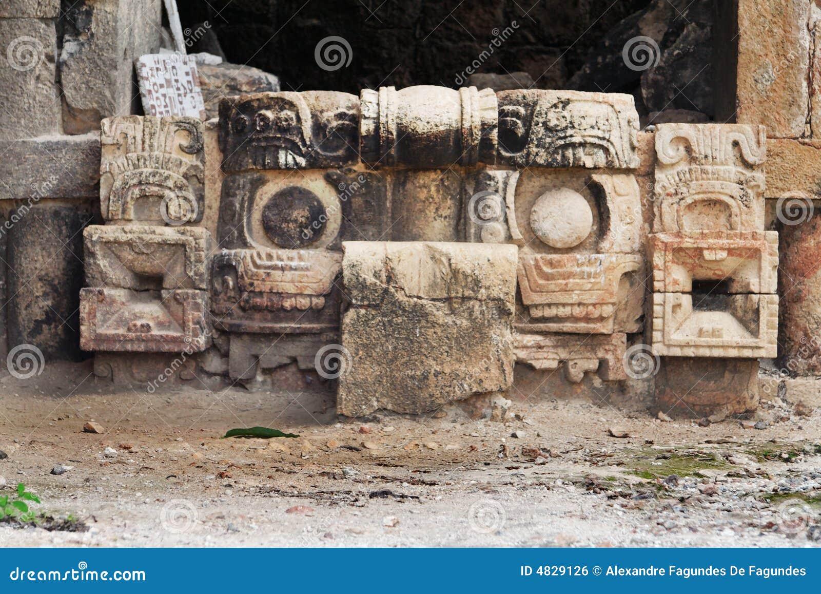 Chackabahmaskering mexico yucatan