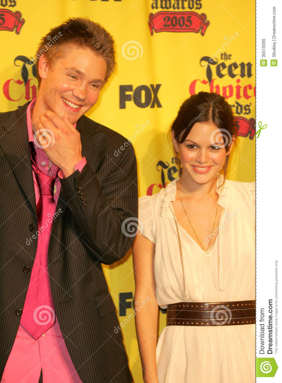 Chad Michael Murray, Rachel Bilson