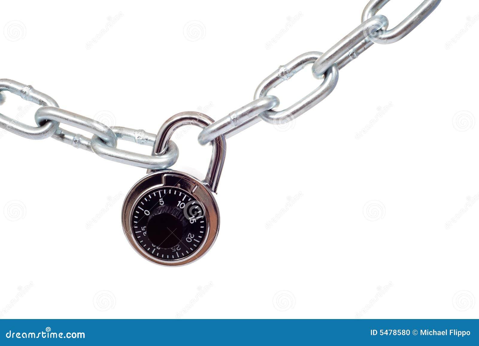 Chain lås