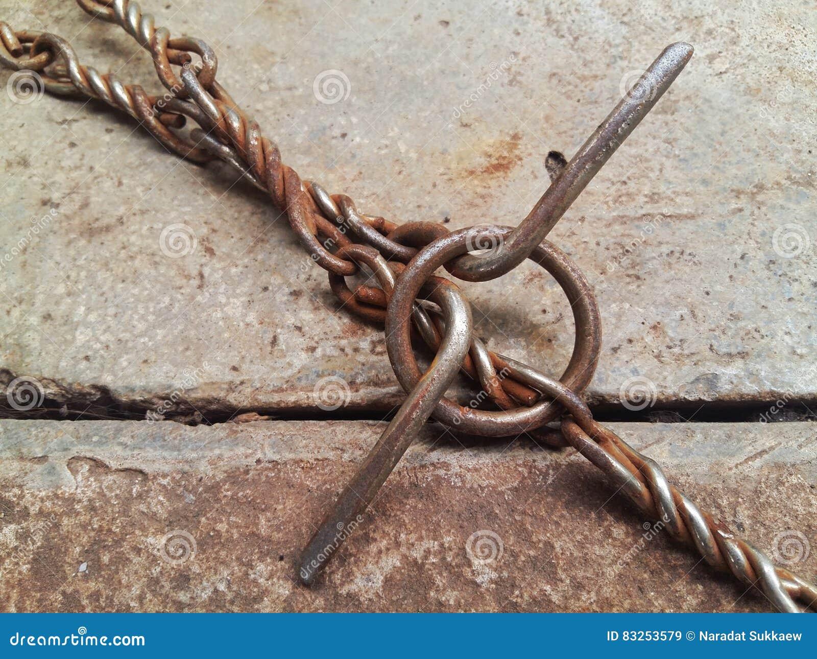 Chain tolkare för stål