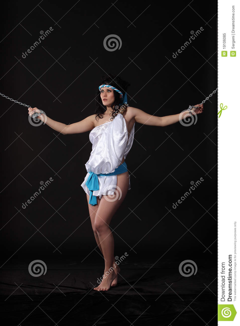 Chained Andromeda Stock Image Image Of Chain Bunch