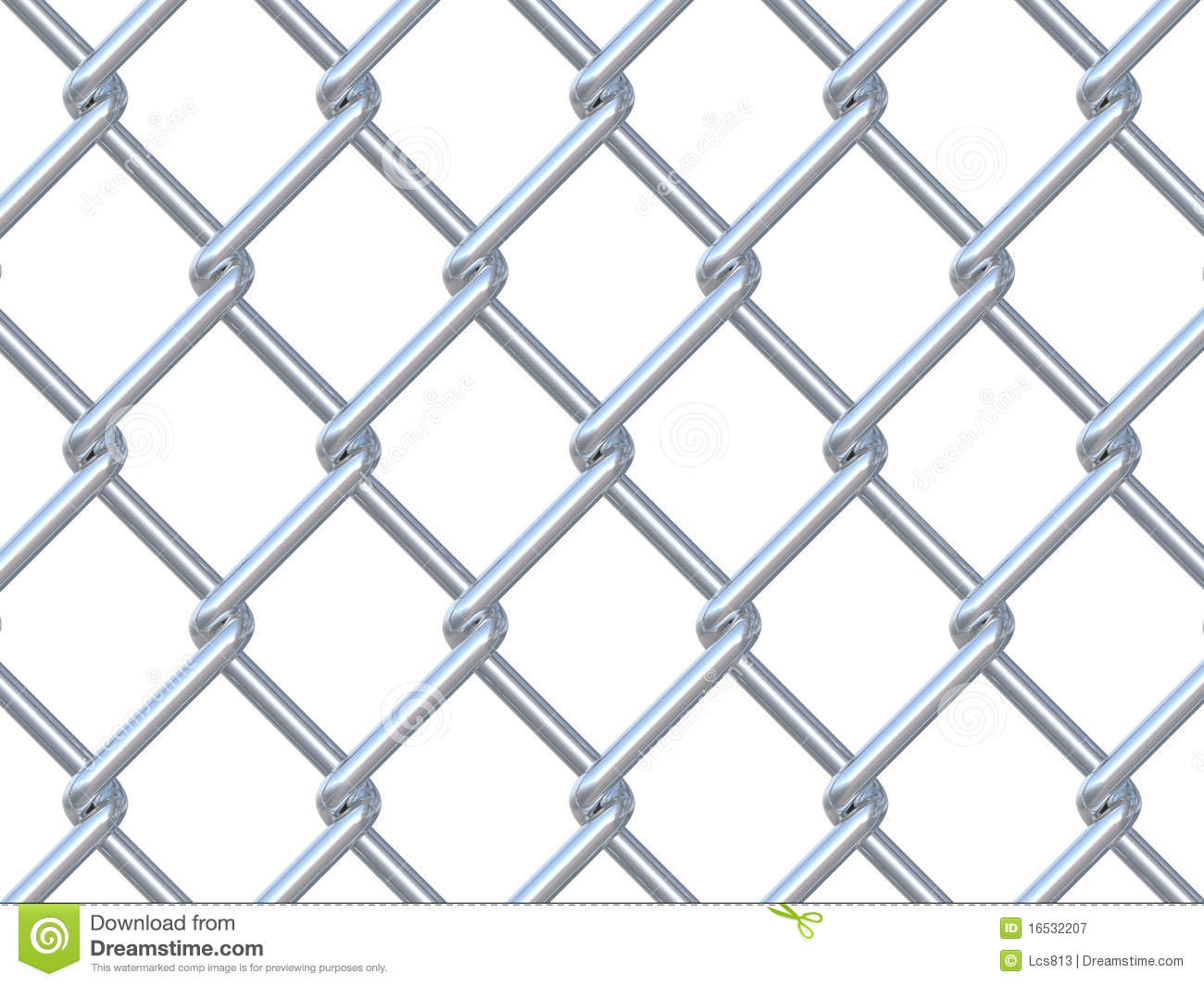 Chainlink fence royalty free stock image cartoondealer