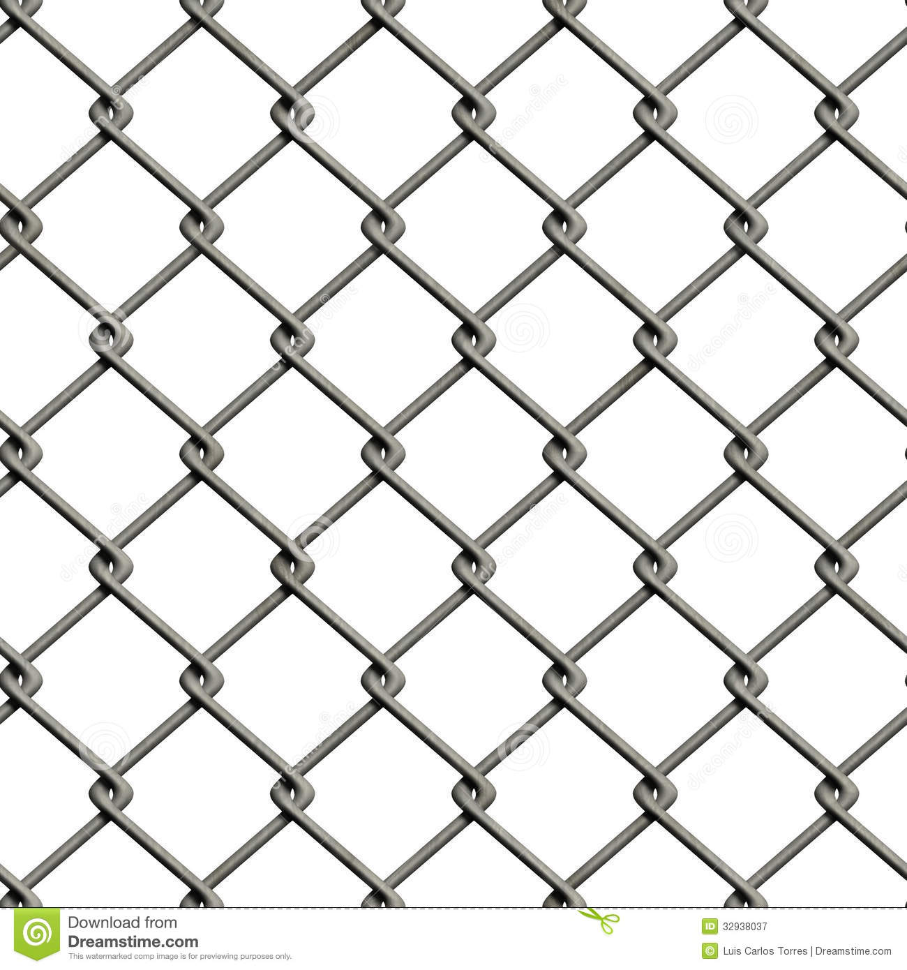 Chain Link Art Design