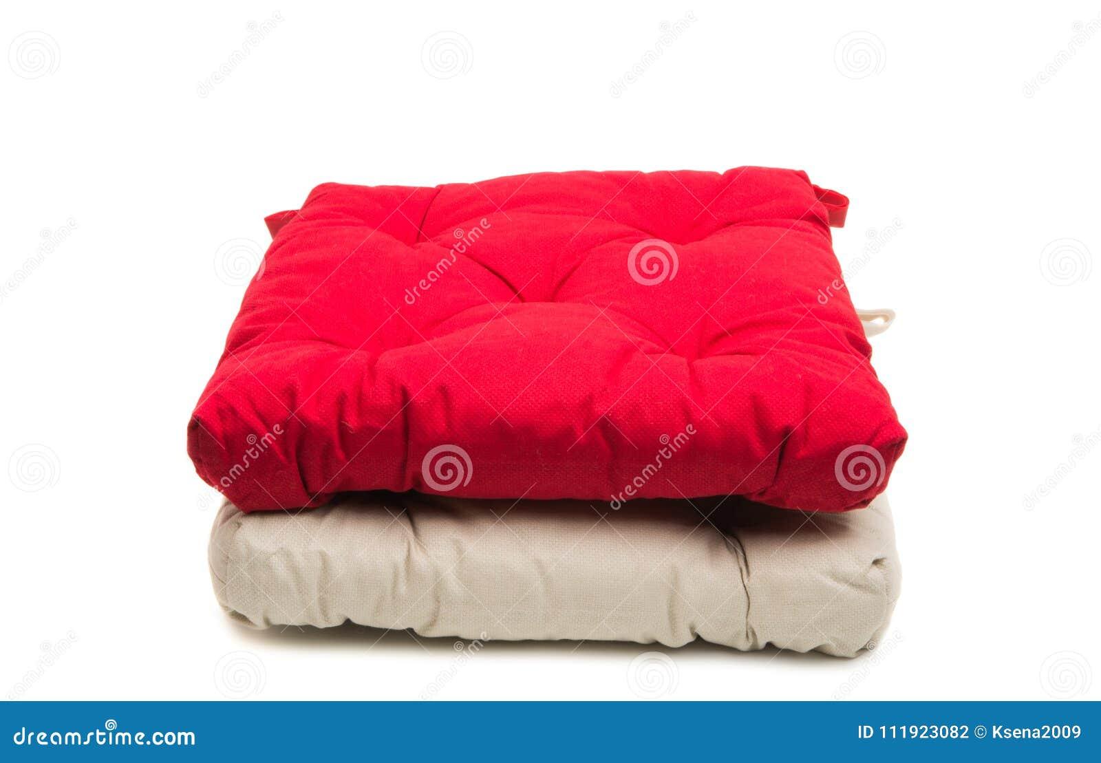 chair cushion puffy