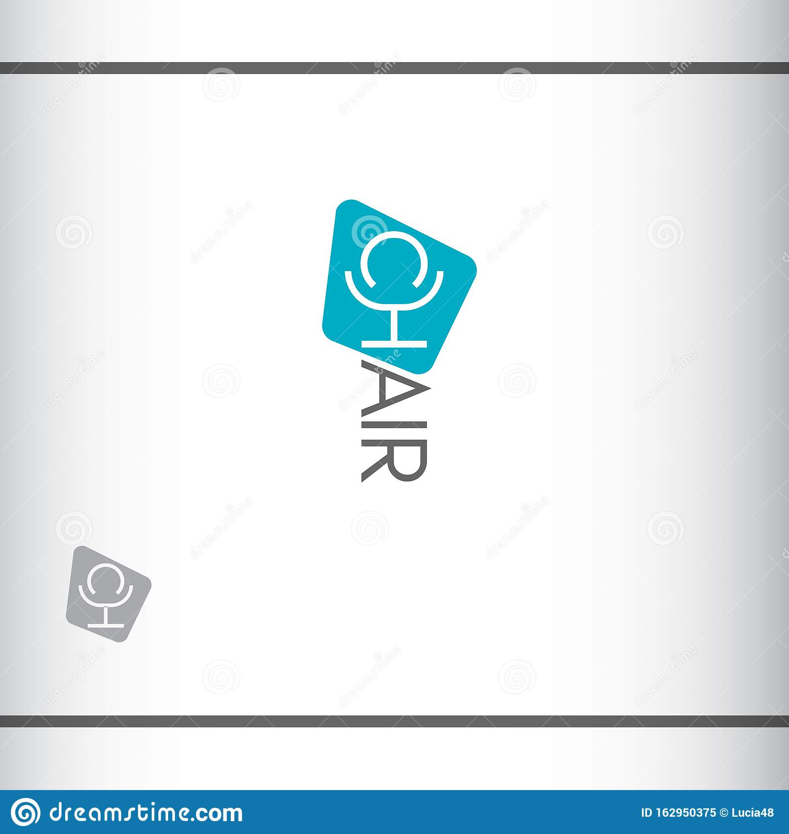 Chair, Furniture Logotype. Creative Logo , Brand Identity