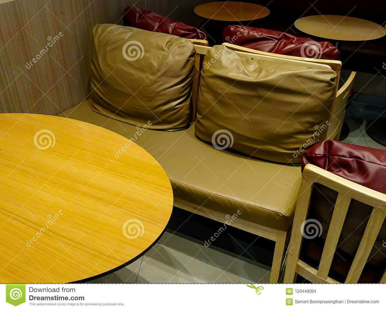 Beau Download Chairs With Soft Corners In The Shop, Please Understand. Stock  Photo   Image