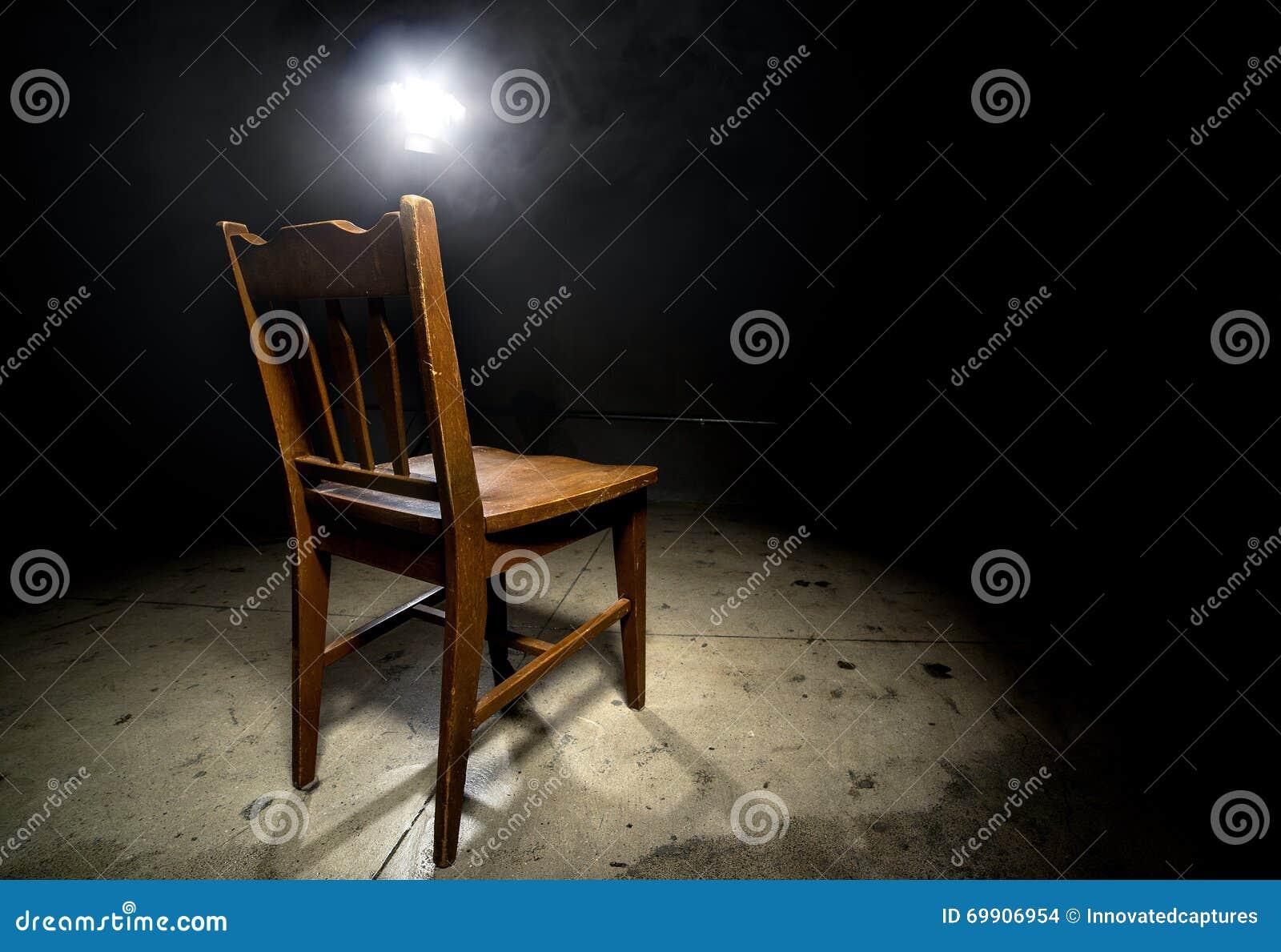 Chaise d interrogation