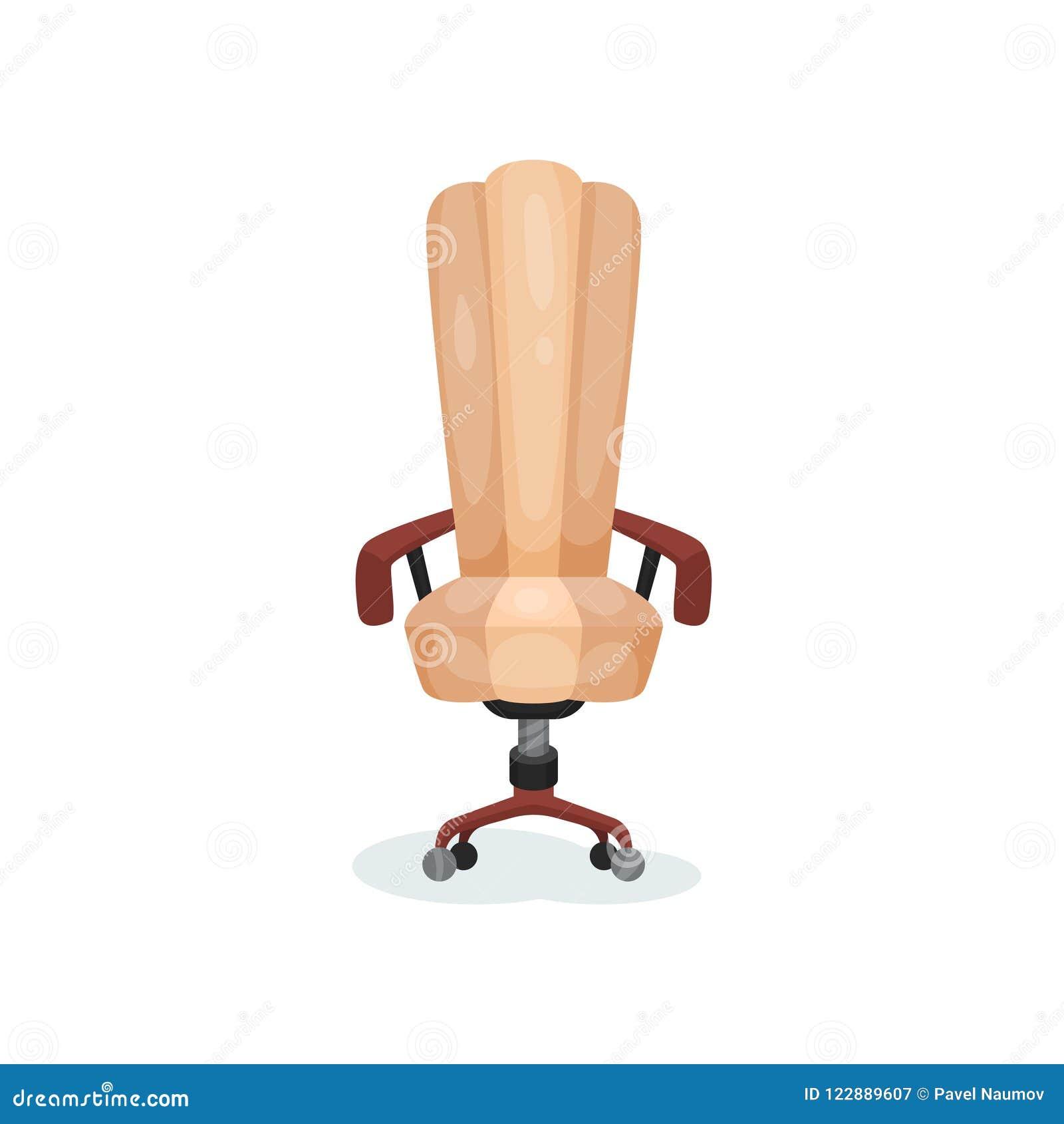 BureauIllustration Conception De Chaise Vecteur D'élément QeWrdCoxB