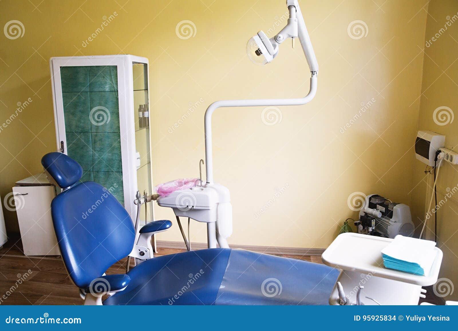 Download Chaise Du S De Dentiste Dans Un Cabinet Mdical Photo Stock