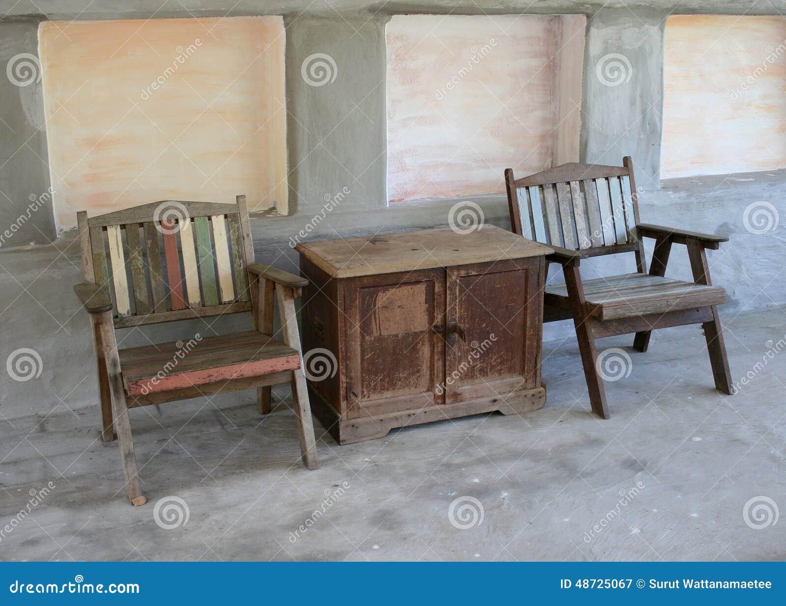 Chaises de tableau et de style ancien photo stock image 48725067 - Chaises de style ancien ...