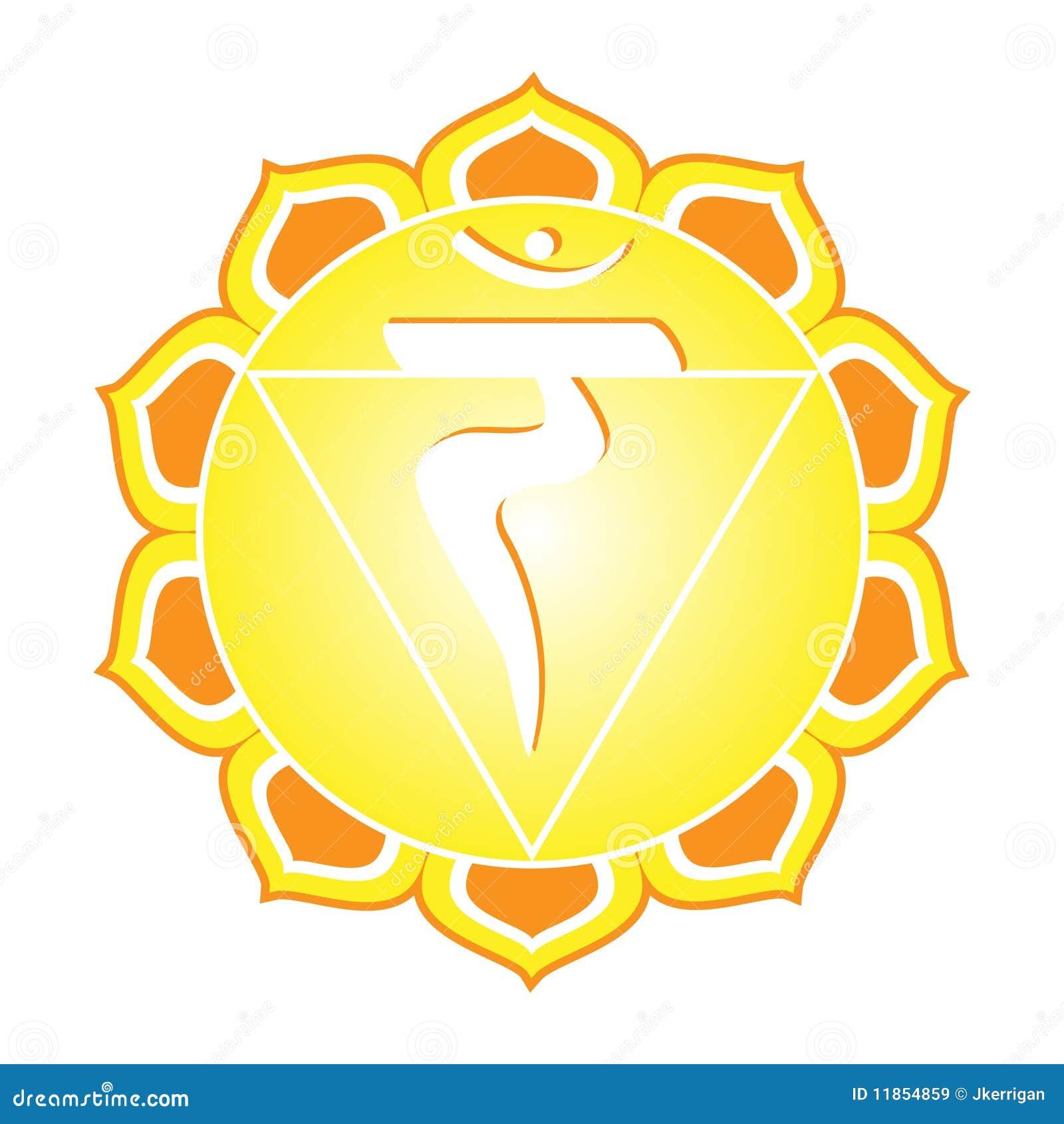 Chakra Series Manipura Royalty Free Stock Images Image
