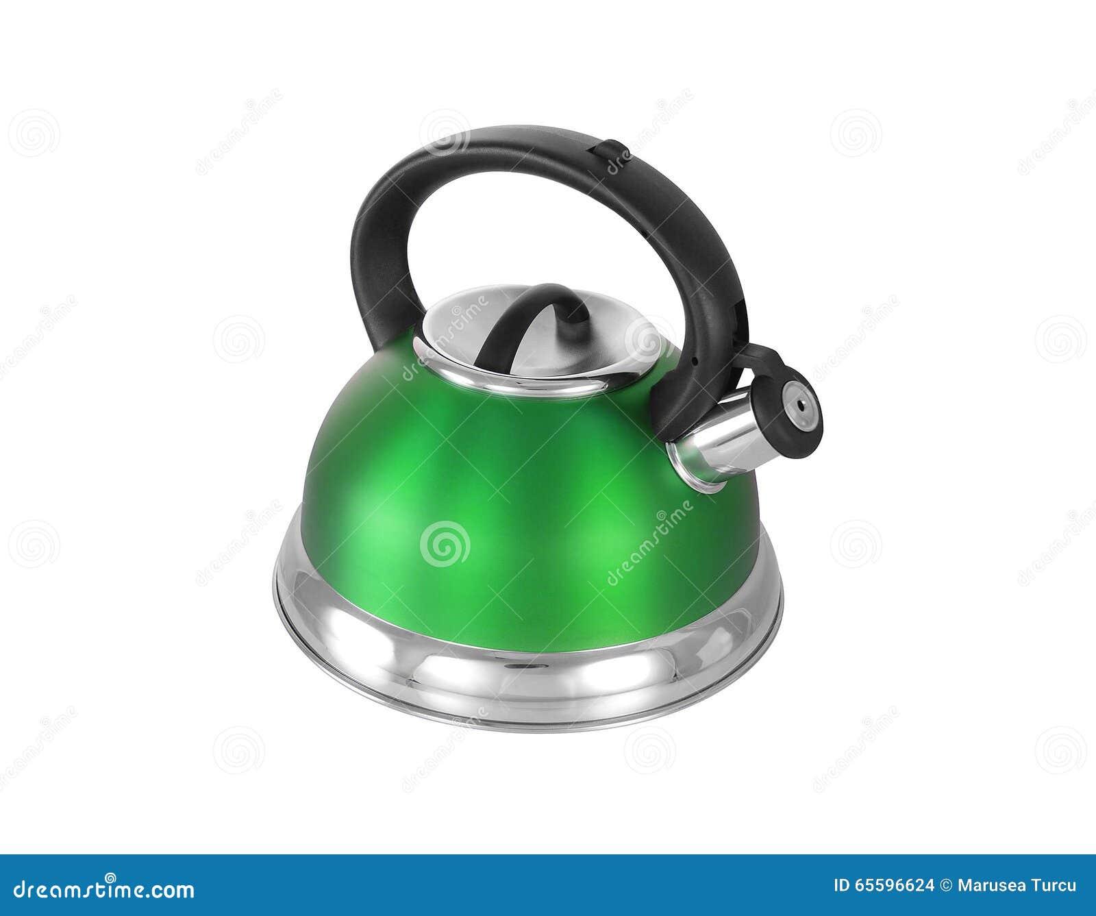 Chaleira verde