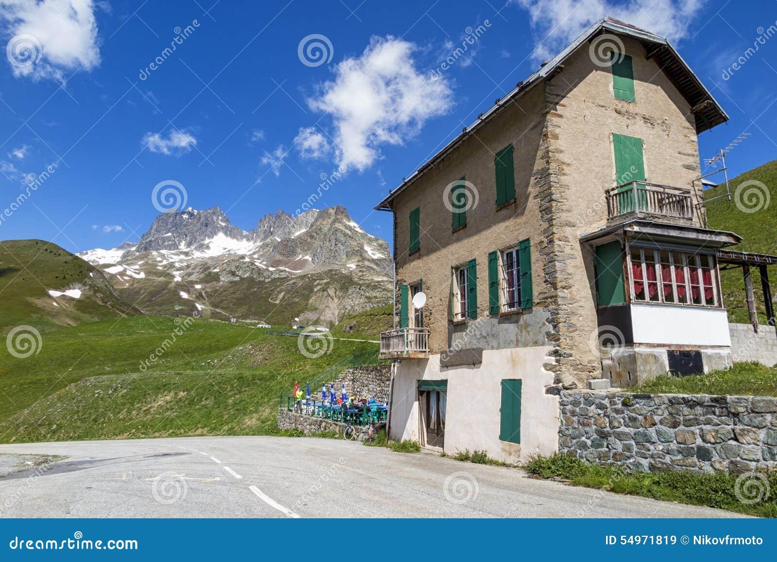 Chalet in de Alpen