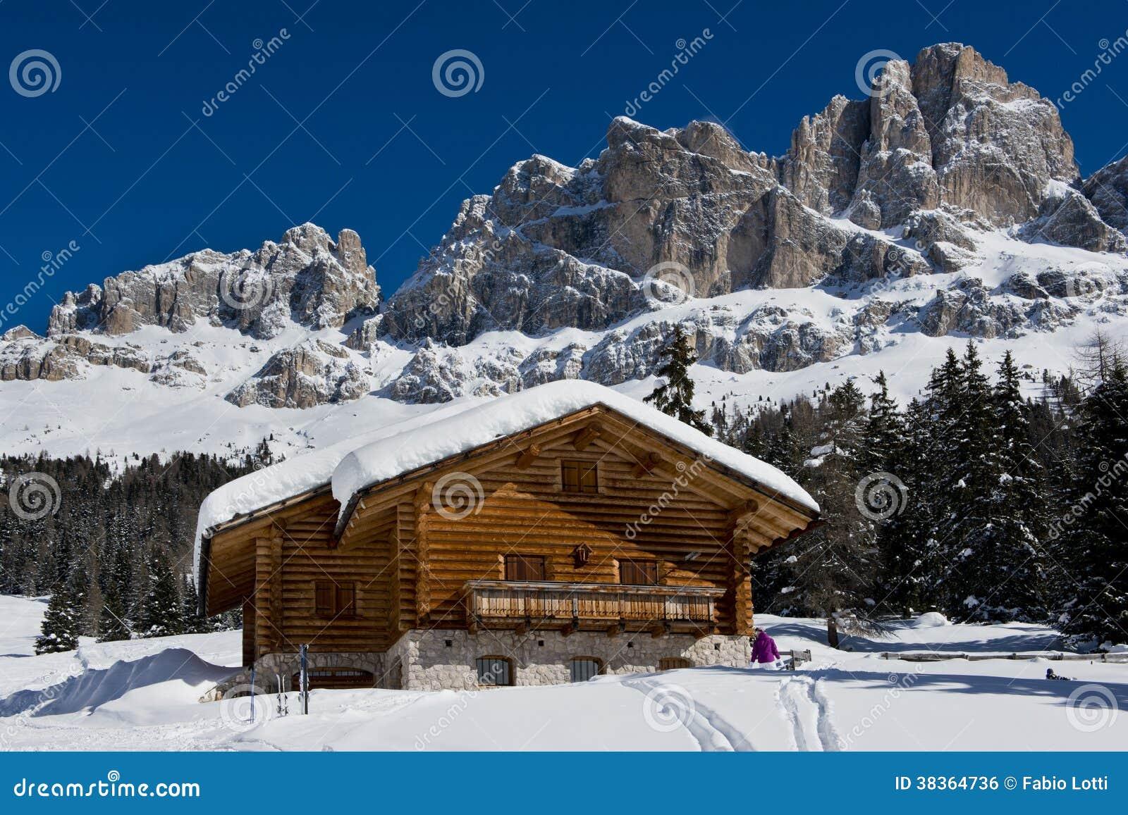 Chalet in Dolomiti