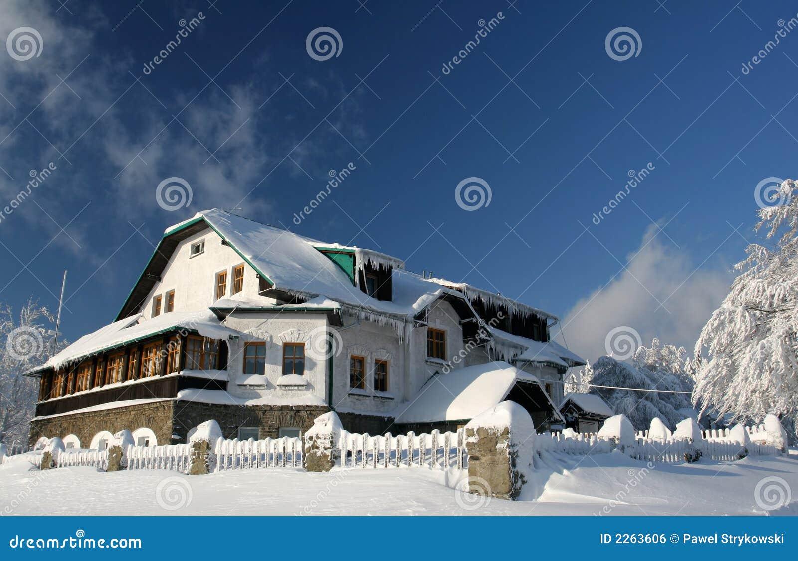 Chalet hut