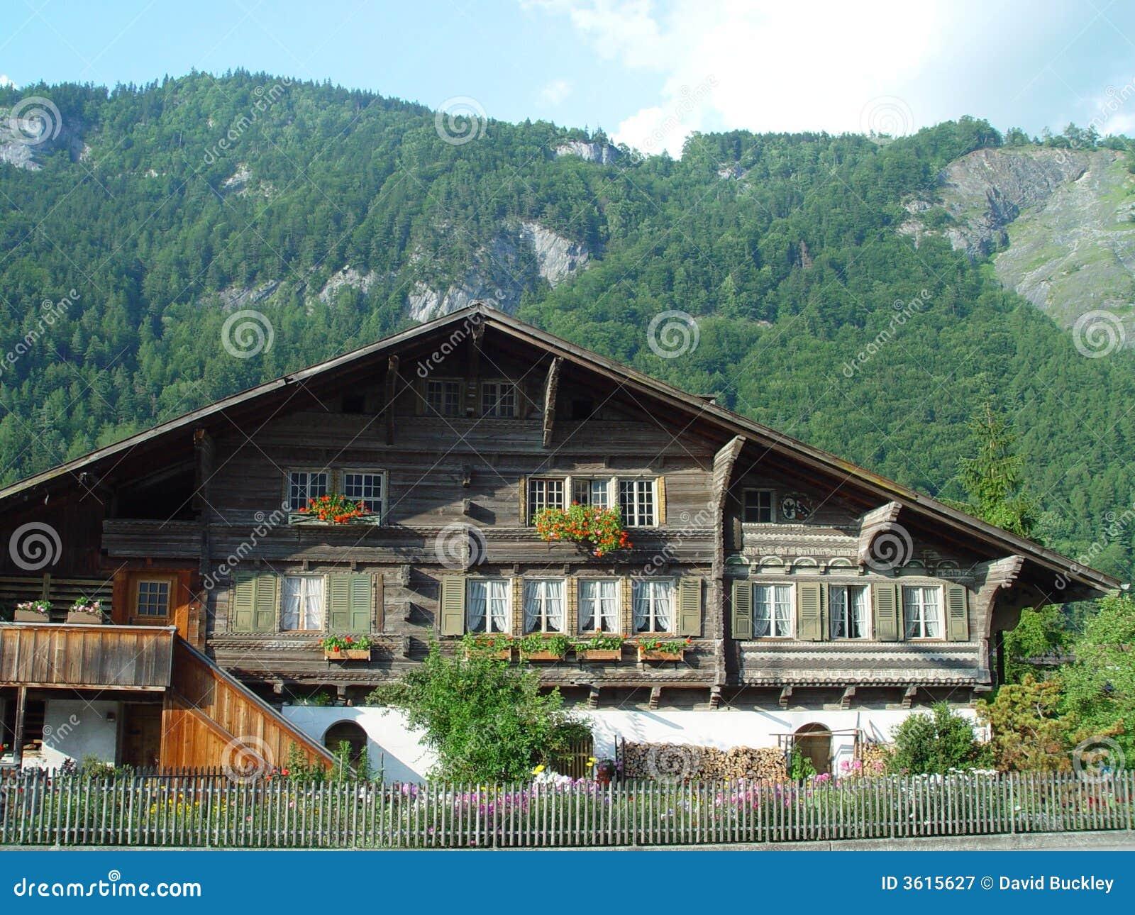 Chalet suisse