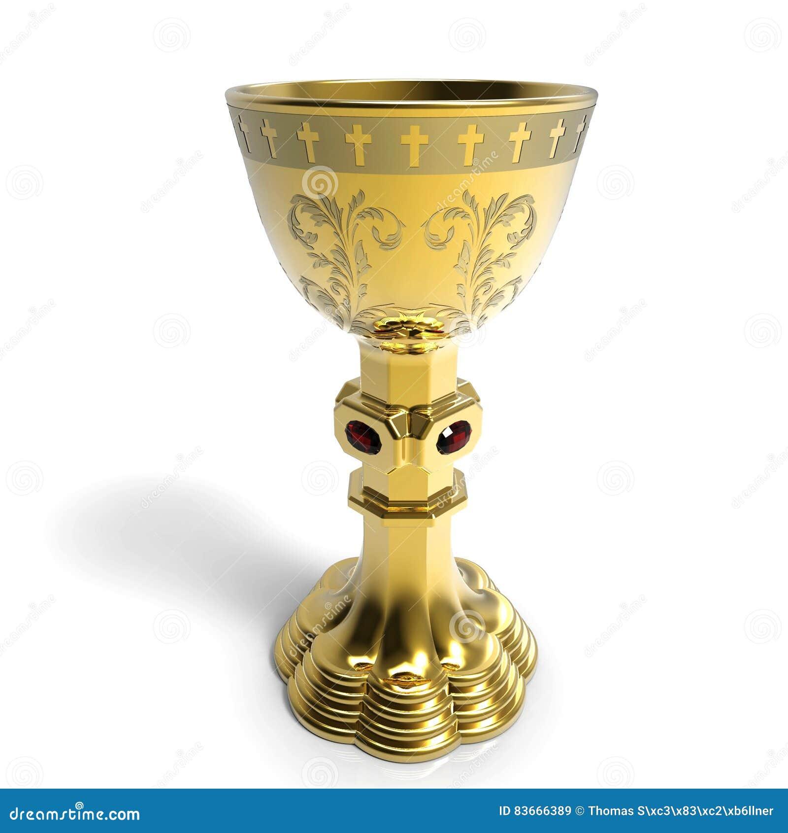 Chalice золотистый