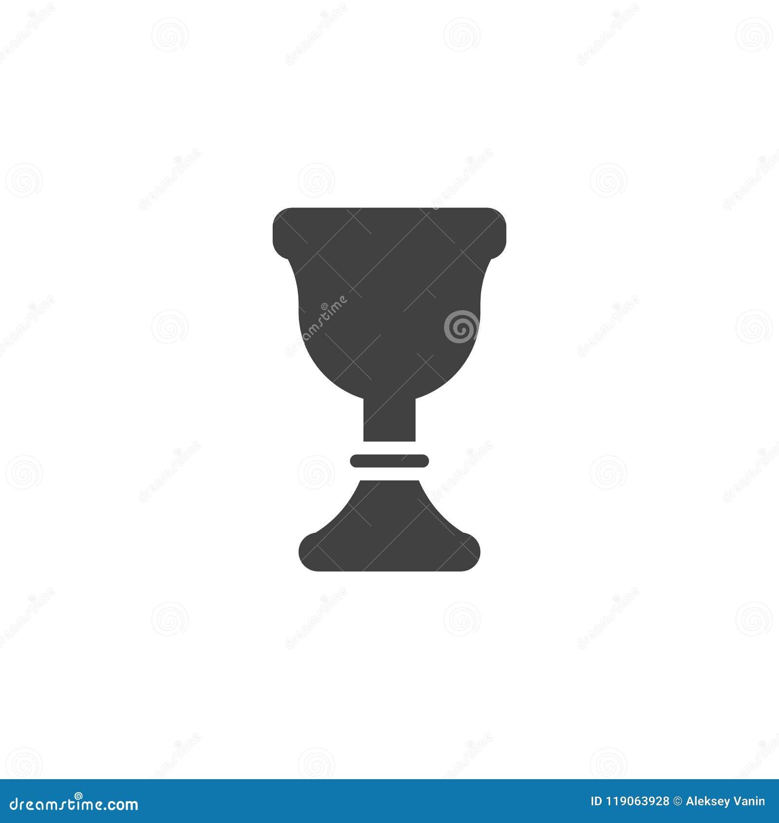 Chalice vector icon