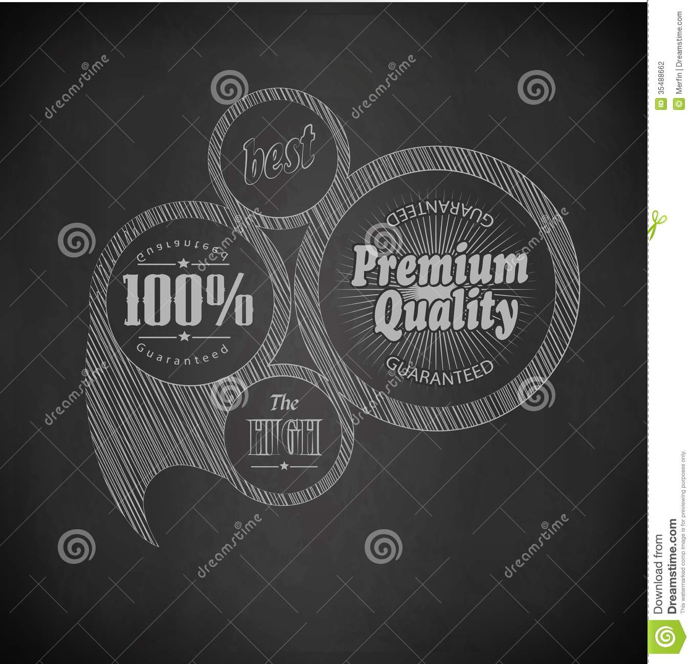 Chalk design stock vector image of polygon chalk frame for Blackboard design ideas