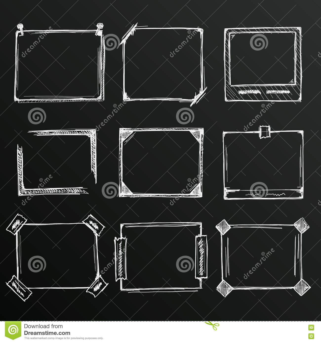 Frameset Template. with picture wall the possibilities are endless ...