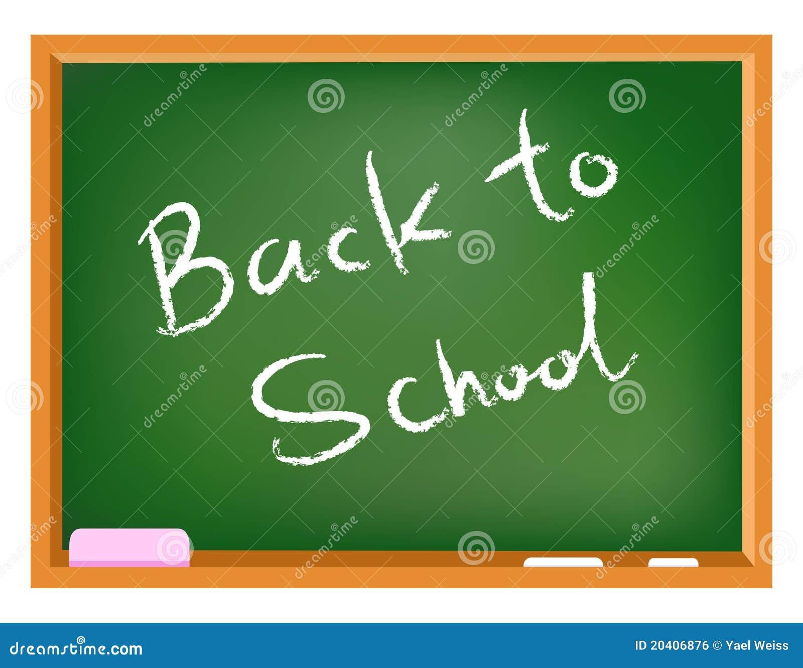Chalkboard szkoła