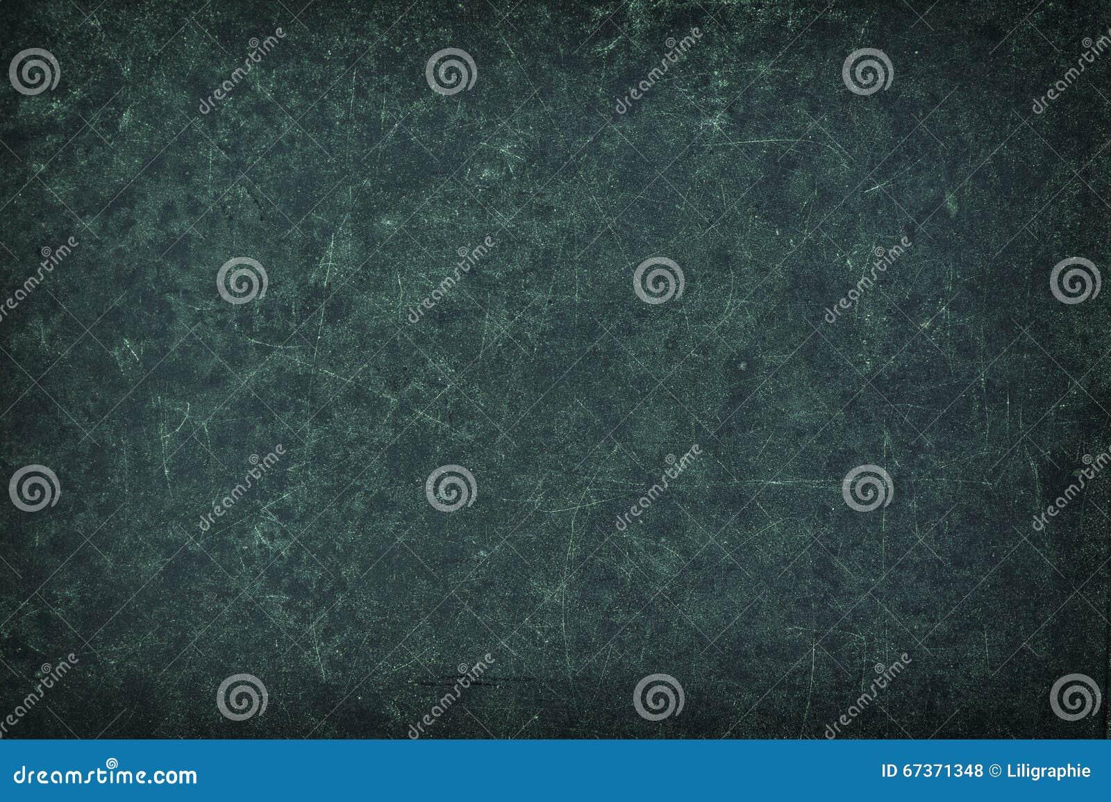 Chalkboard texture. Dark blue blackboard backgroud