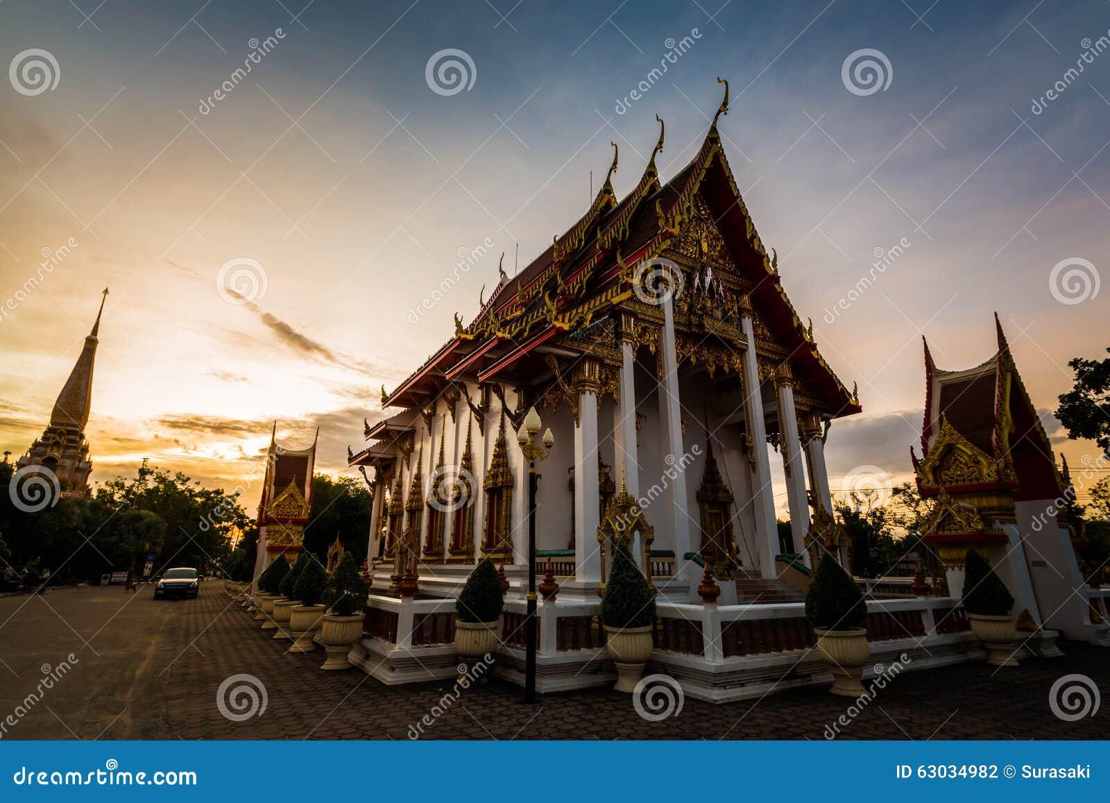 Chalong tempel