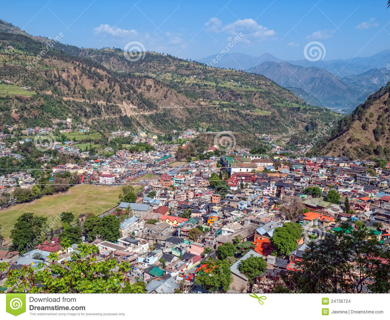 Chamba India  city pictures gallery : ... Chamba district in the state of Himachal Pradesh, in northern India