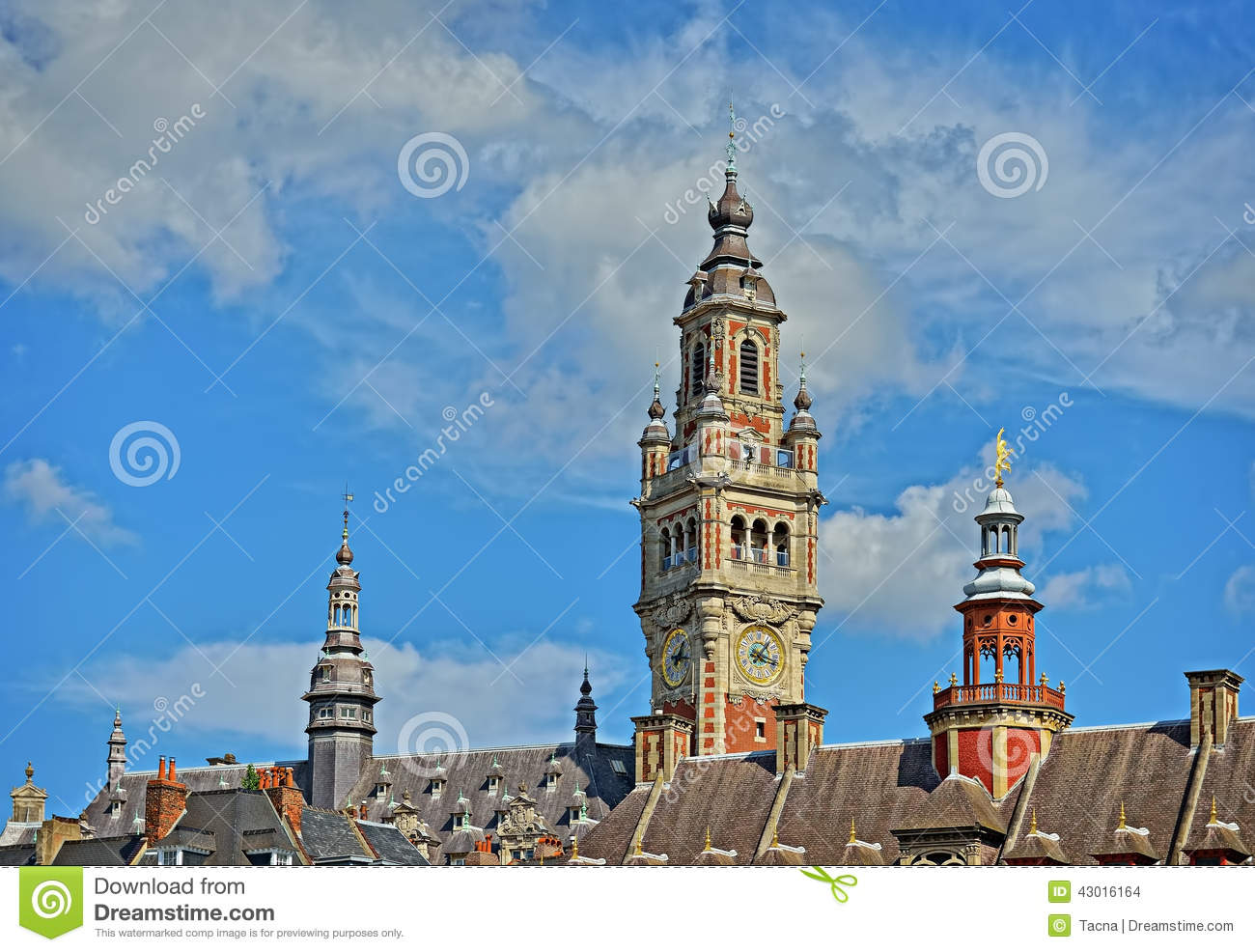 Chamber of commerce of city lille france stock photo for Chamber of commerce france
