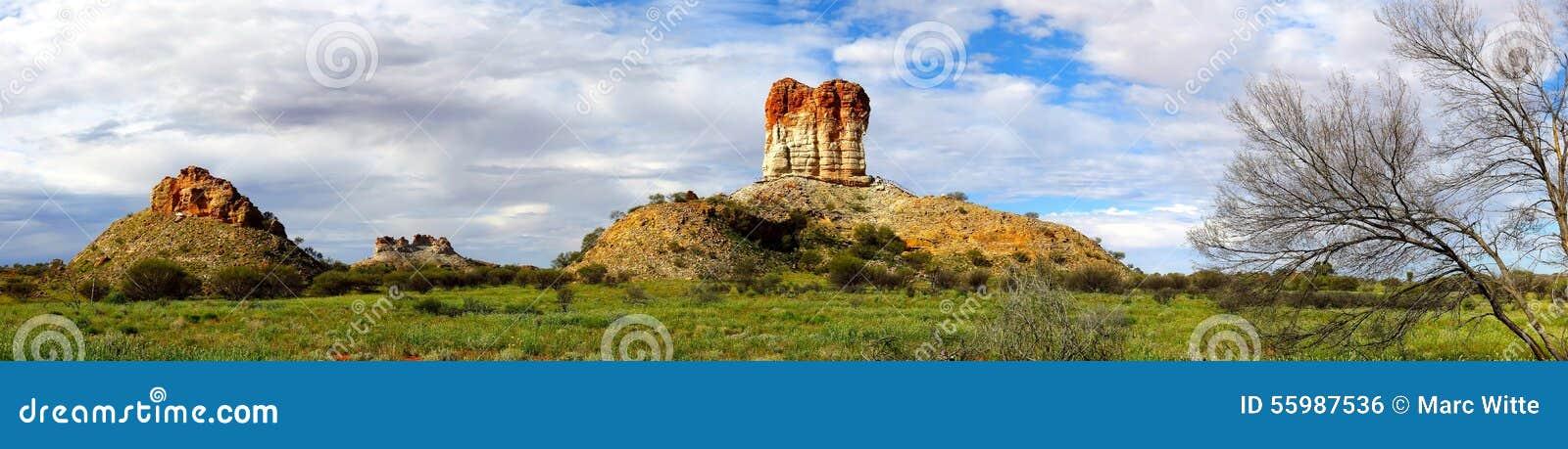 Chambers Pillar, Nothern Territory, Australia