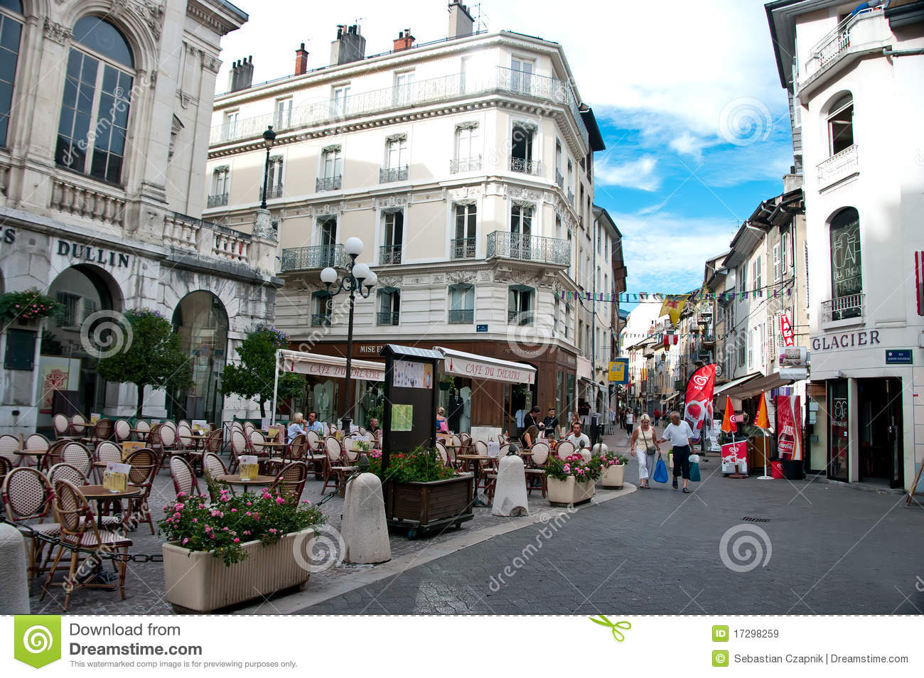Chambery France  city pictures gallery : chambery france old town centre architecture mr no pr no 2 1761 3