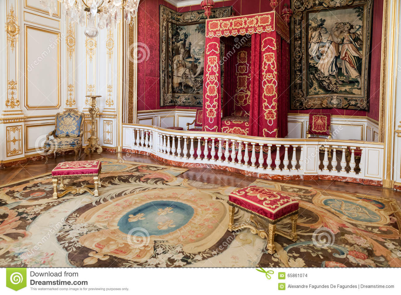 chambord castle loire valley france editorial stock image - image