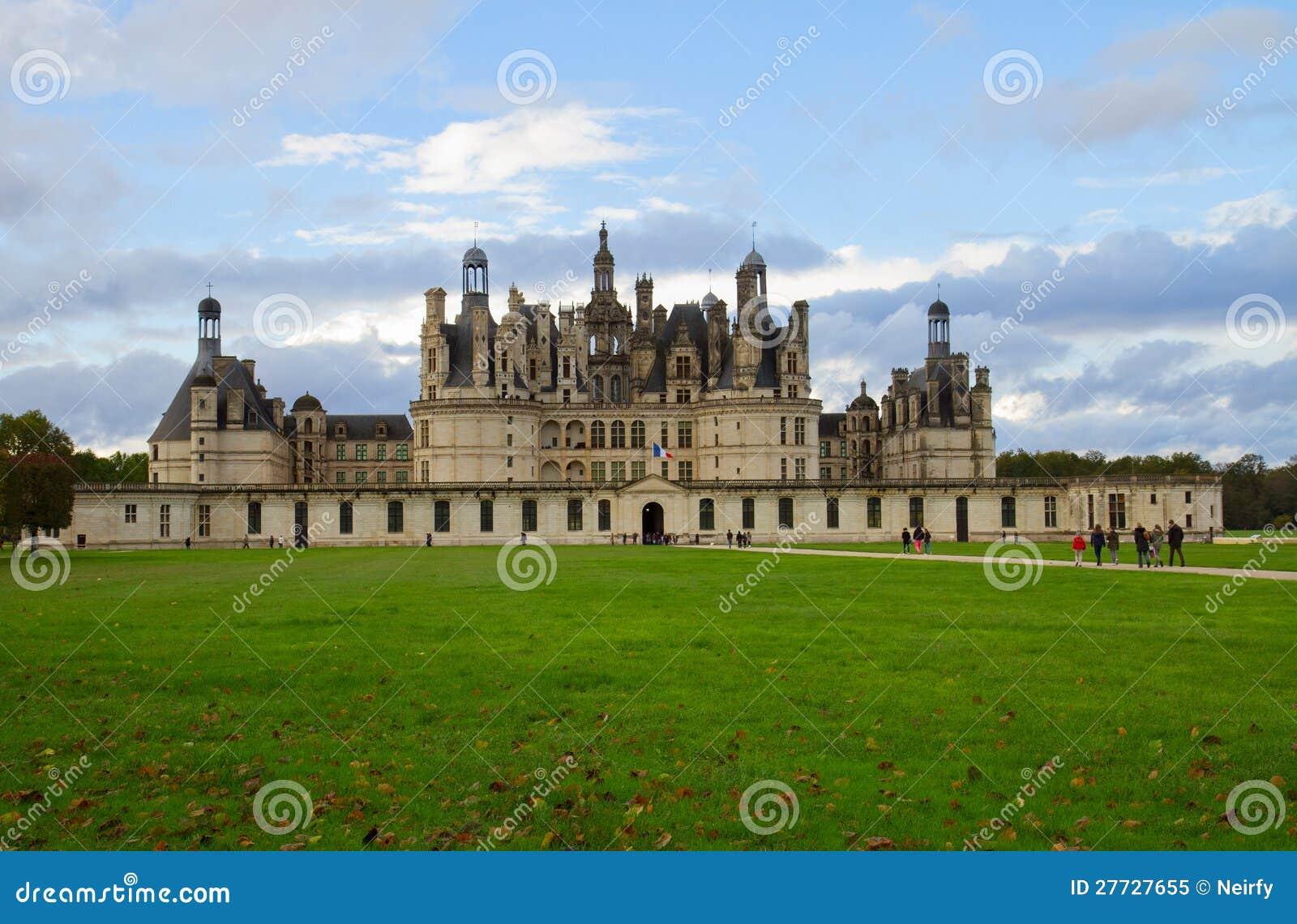 Chambord Schloss, Frankreich