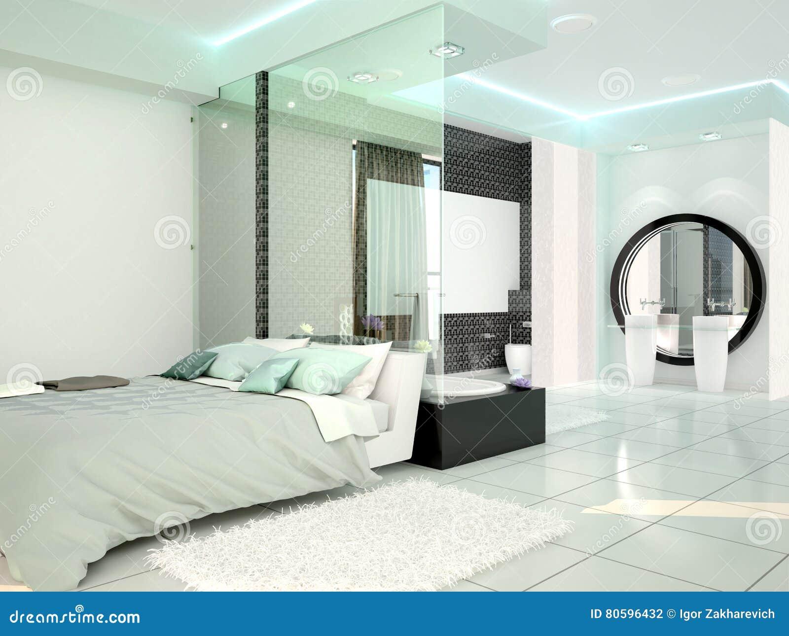 Salle De Bain Dans Chambre ~ chambre avec salle de bain gallery of combles ivry la suite