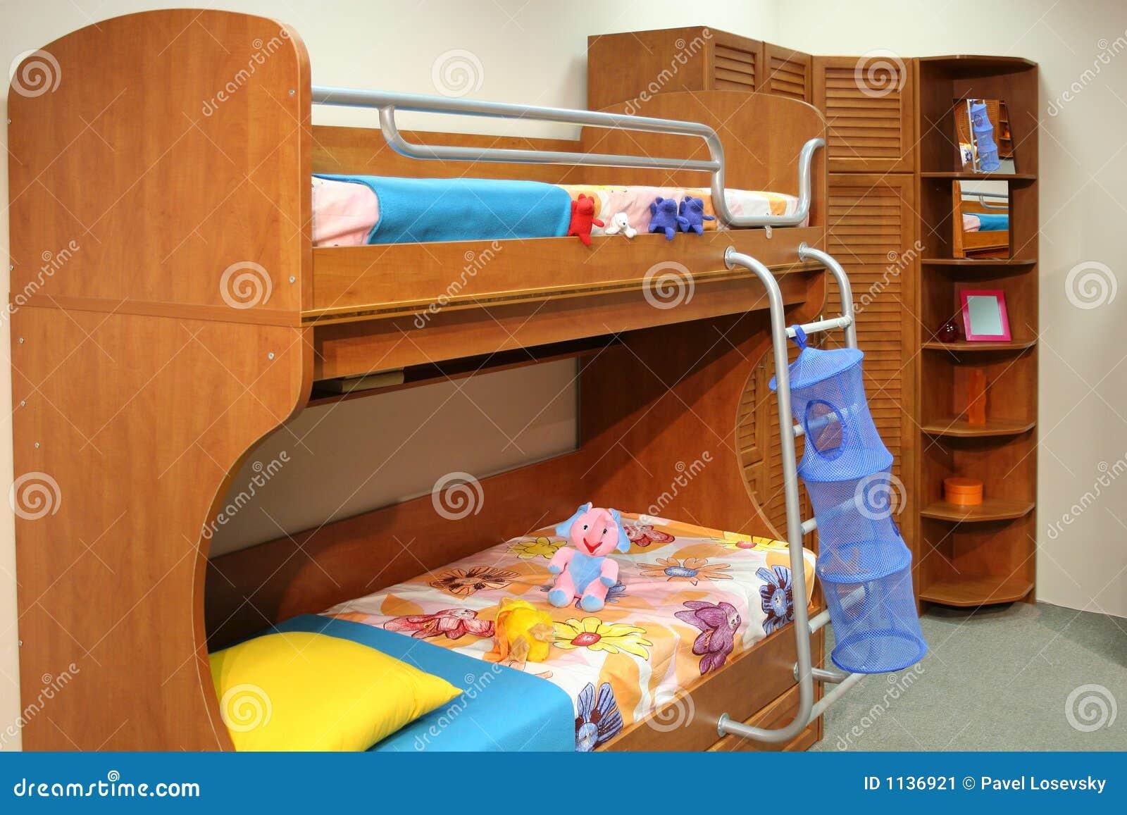 chambre coucher d enfant. Black Bedroom Furniture Sets. Home Design Ideas