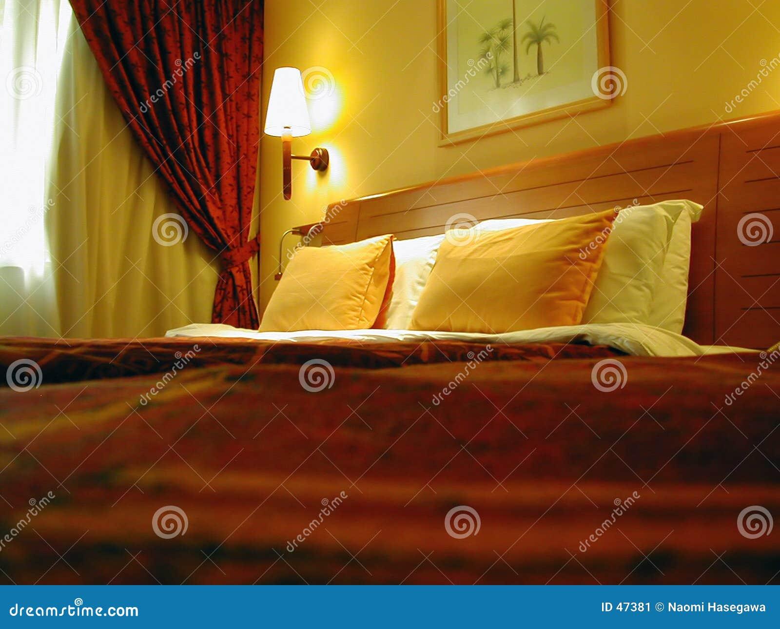 Chambre à coucher d hôtel
