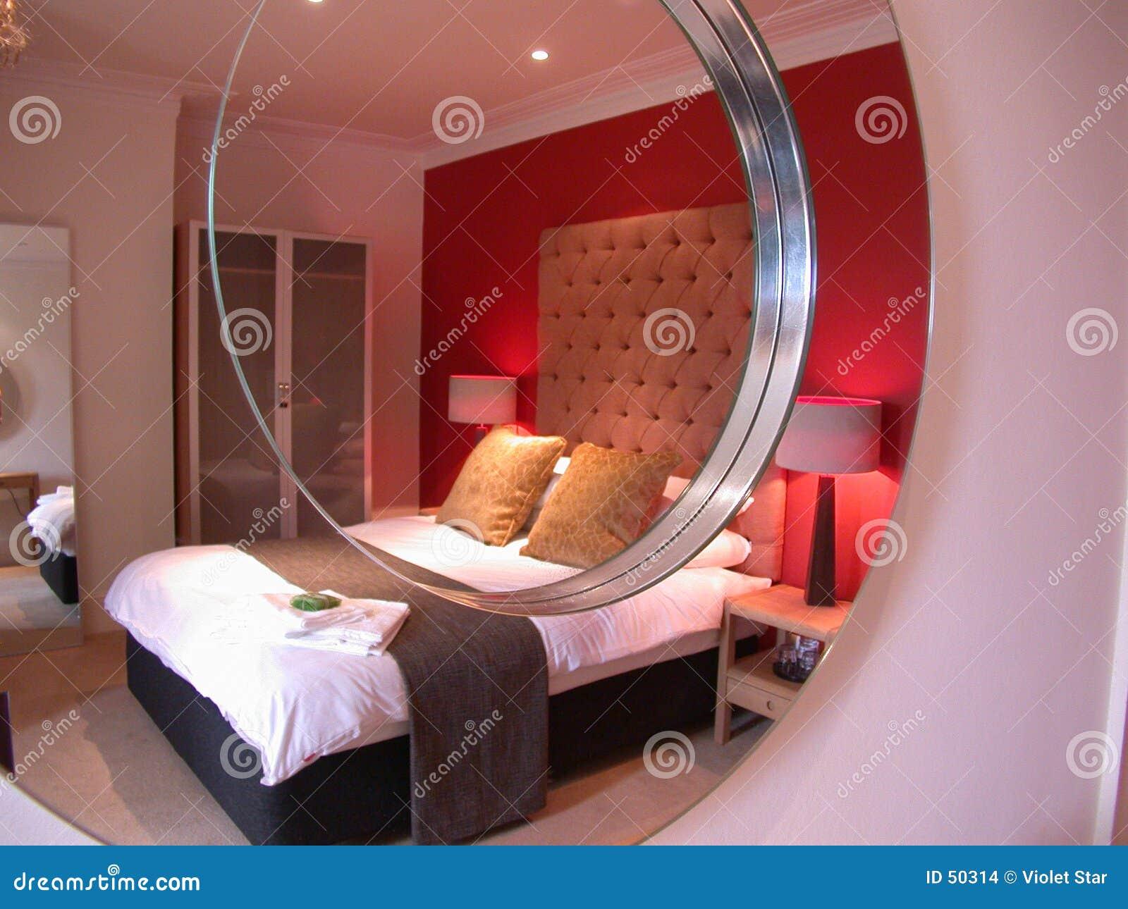 Chambre à coucher de Luxuary