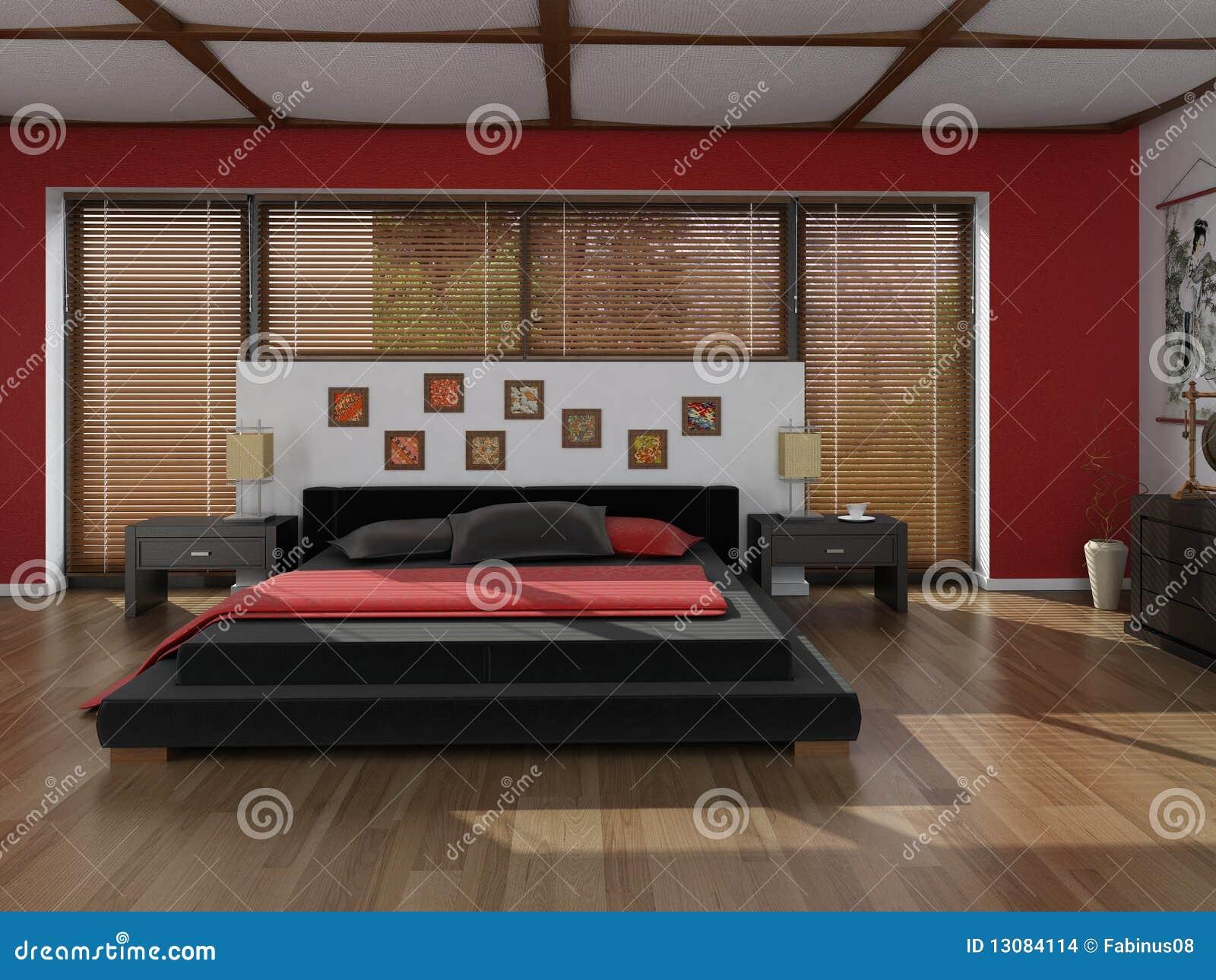 Parete attrezzata ad incasso a muro rustiche for Camera da letto zen