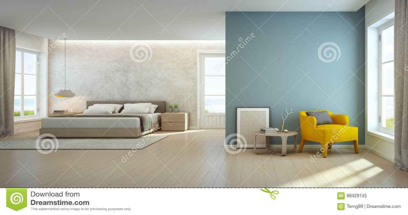 Maison Moderne De Luxe Interieur Chambre Maison Moderne