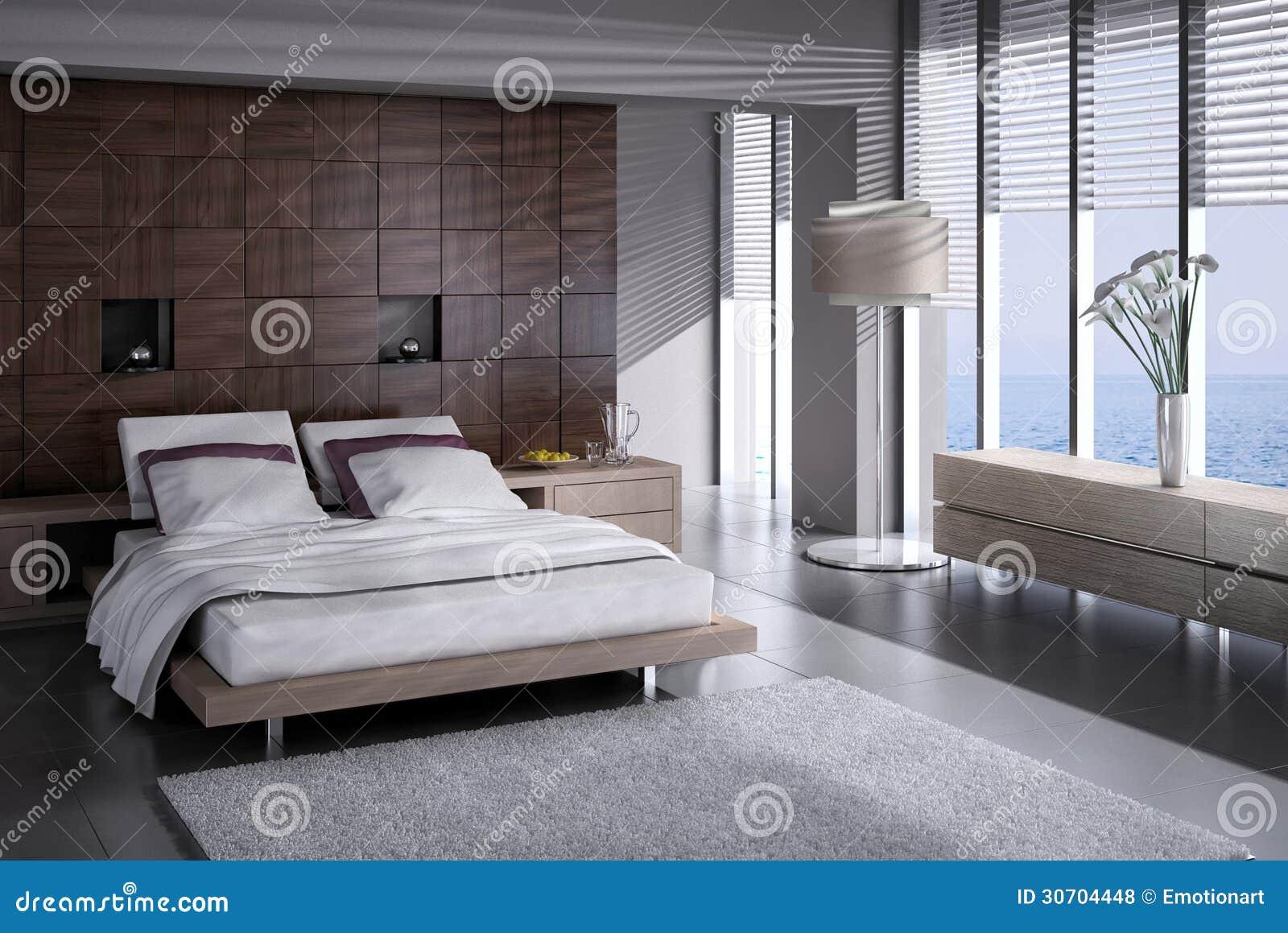 Chambre coucher exclusive de conception architecture for Interieur de chambre a coucher