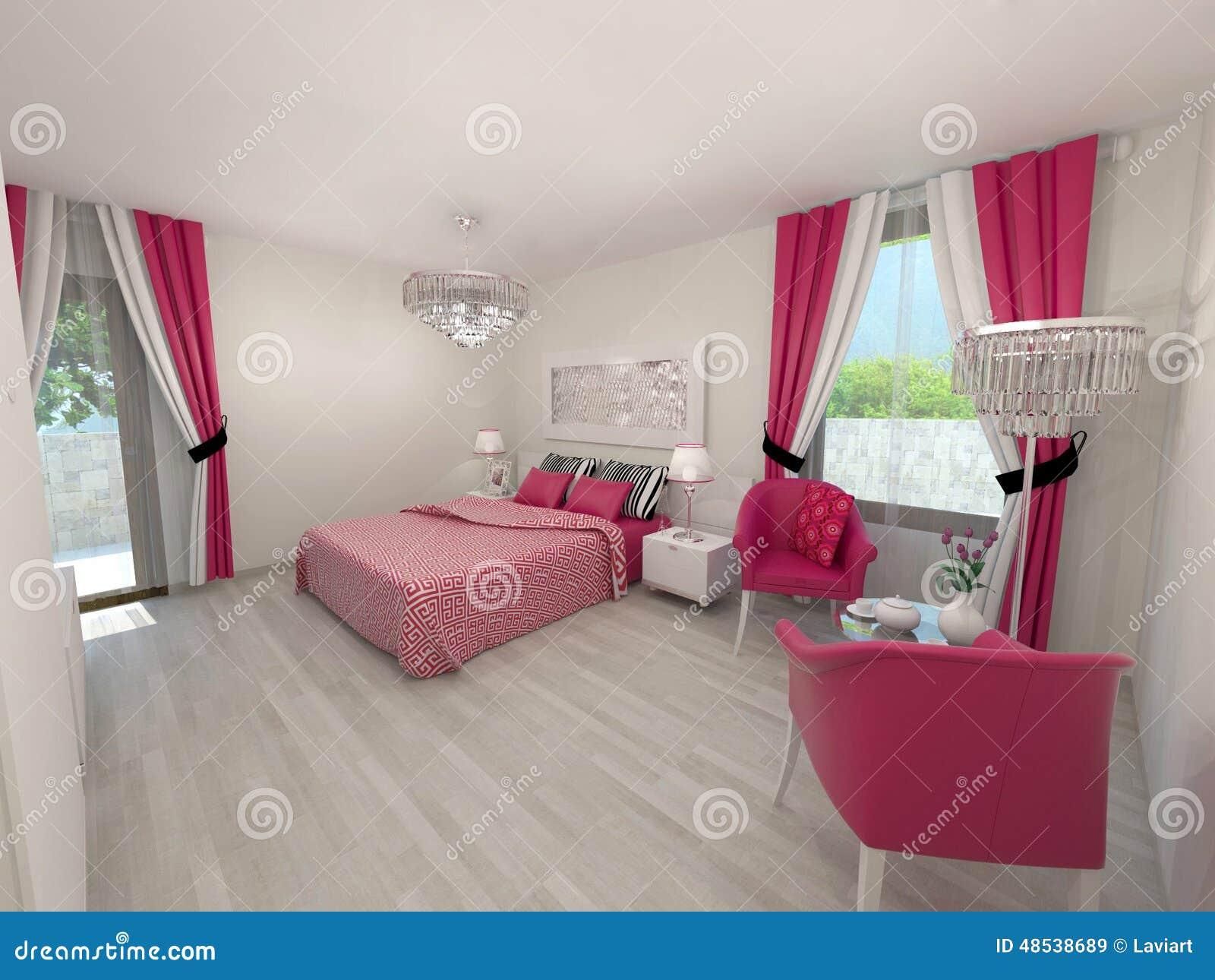 Best chambre a coucher gris et rose photos ridgewayng - Chambre grise et mauve ...