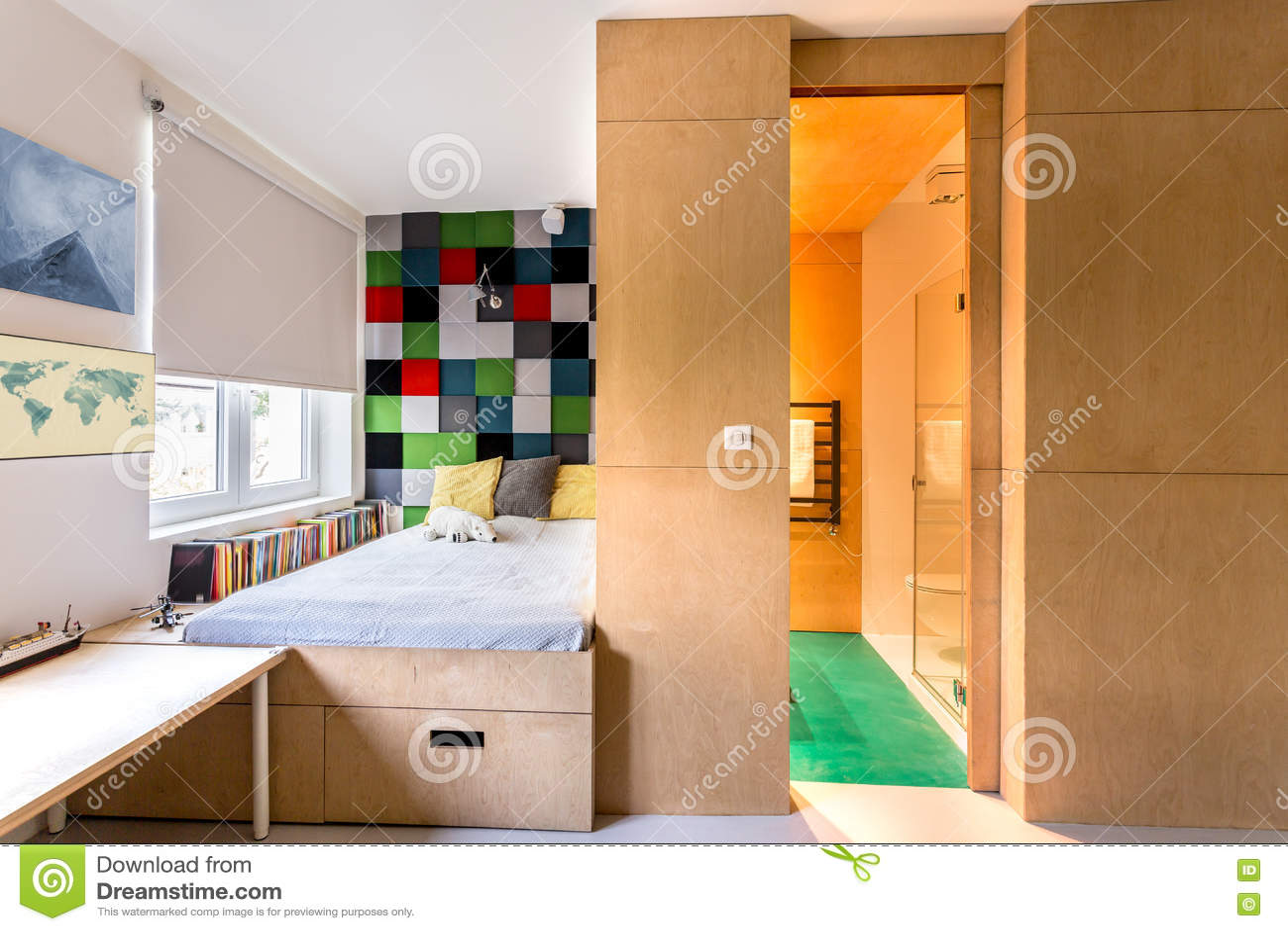 Best Chombre A Coucher Denfant En Bois Ideas - Home Decorating ...