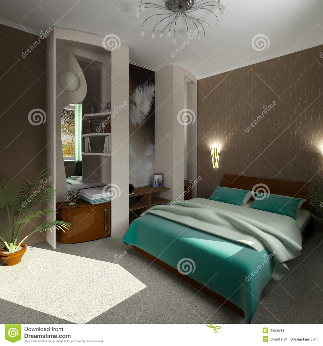 Chambre A Coucher Moderne Rouge. Free Gallery Of Chambre Coucher ...