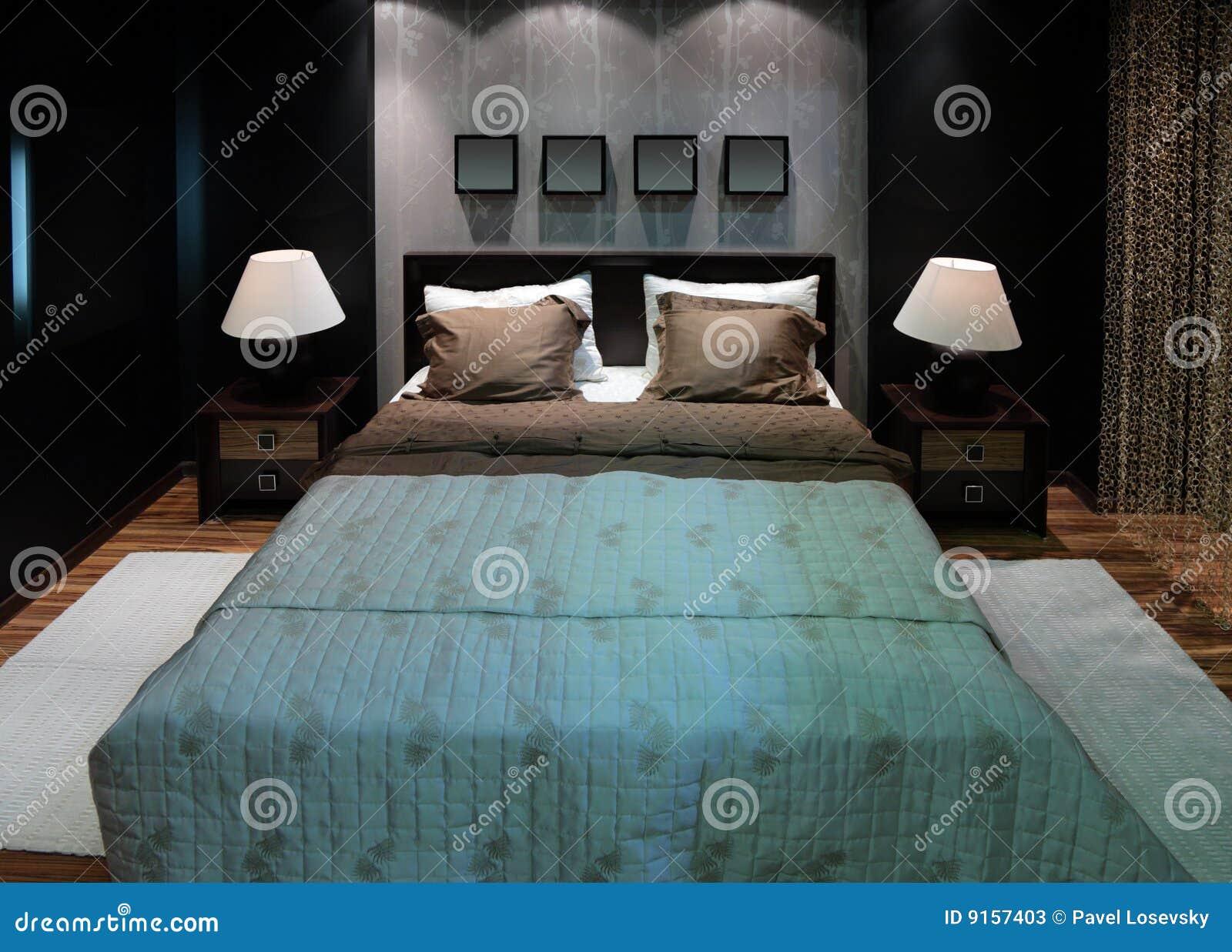 Chambre à coucher pour des couples
