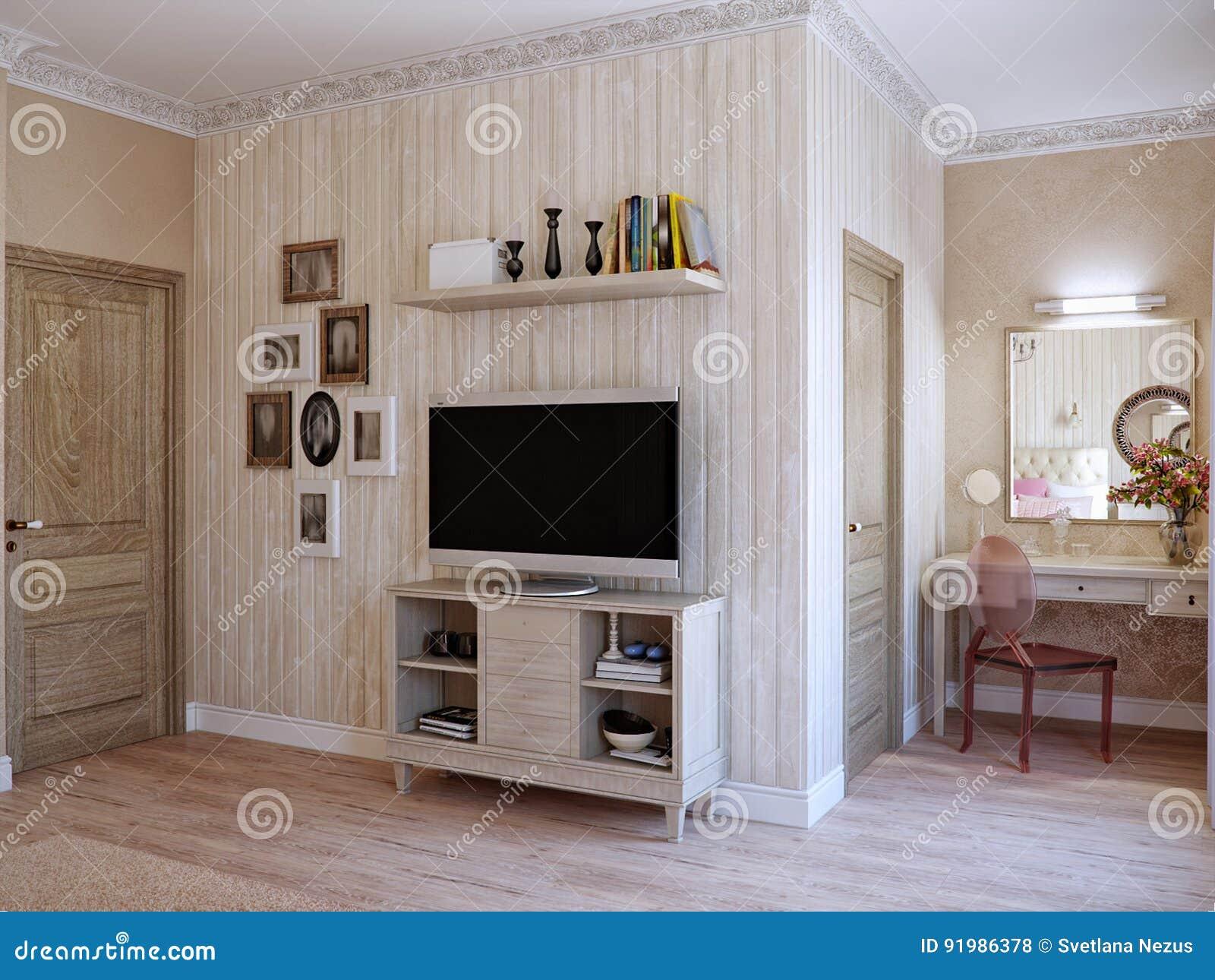 Chambre à Coucher Rustique Moderne Classique Traditionnelle De La ...