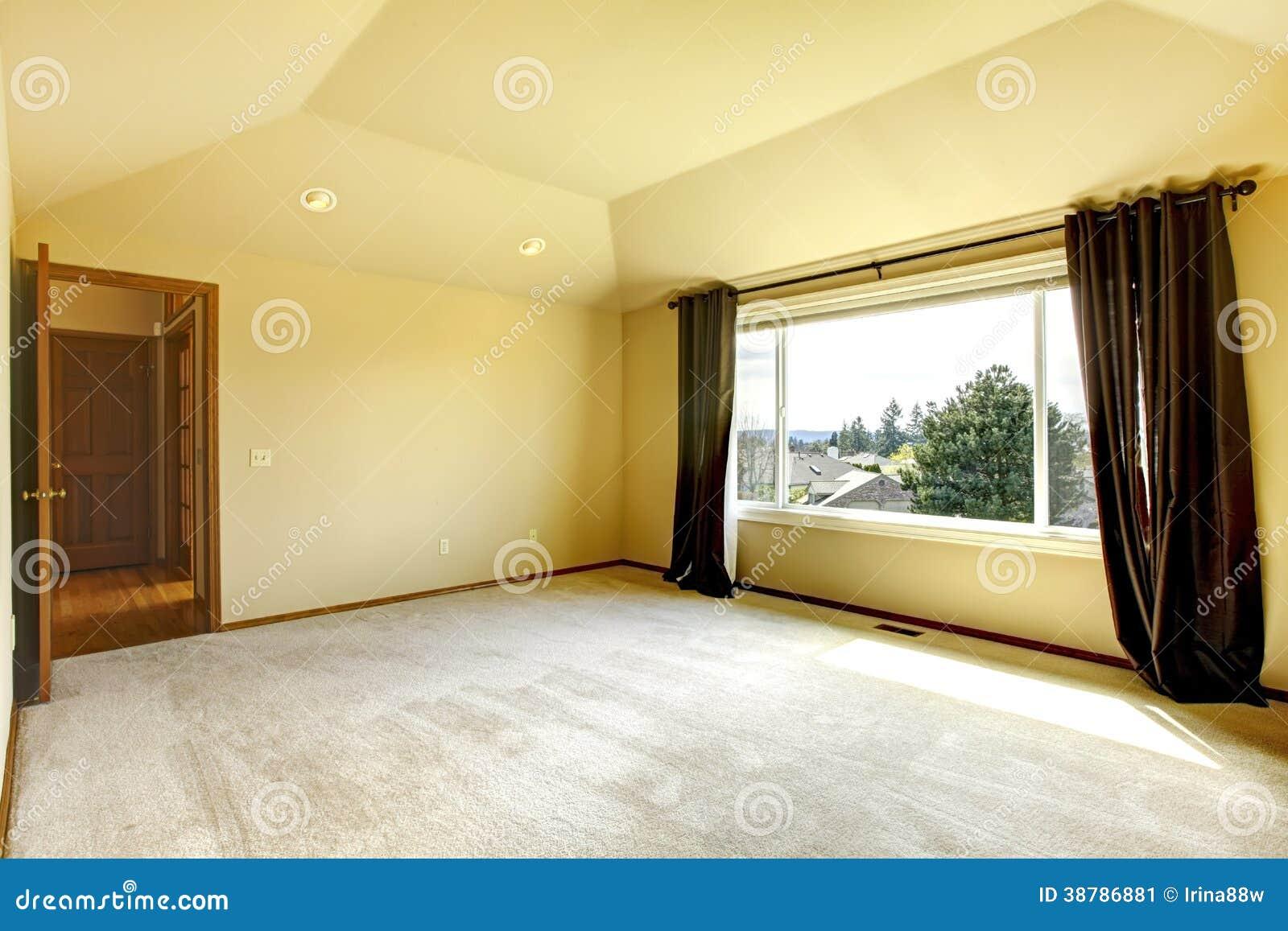 Chambre coucher vide photo stock image 38786881 for Chambre vide